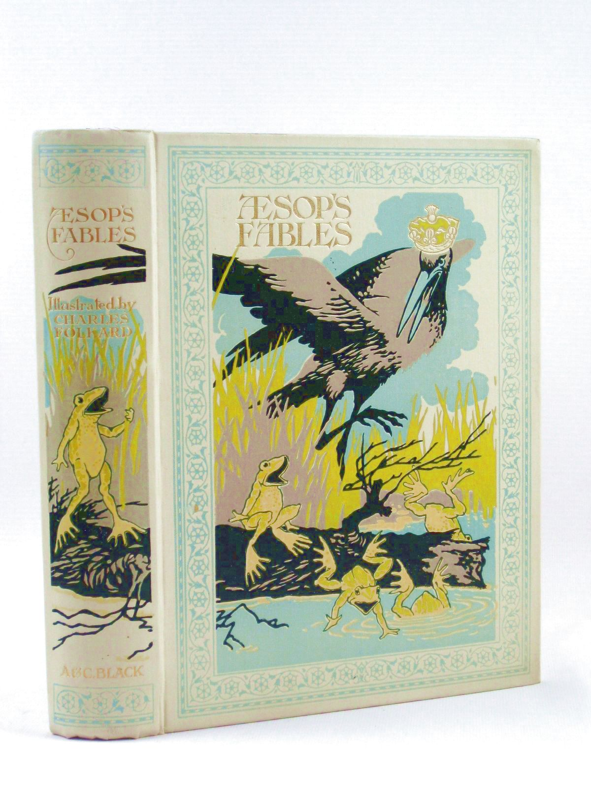 Photo of AESOP'S FABLES- Stock Number: 1315584