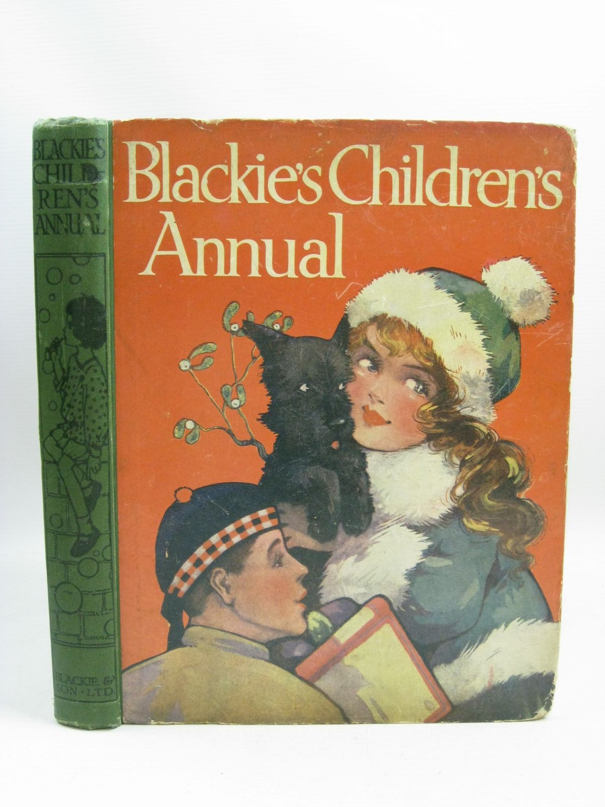 Photo of BLACKIE'S CHILDREN'S ANNUAL 15TH YEAR written by Brazil, Angela<br />Heward, Constance<br />Pope, Jessie<br />Morris, Alice Talwin<br />et al, illustrated by Appleton, Honor C.<br />Brock, H.M.<br />Anderson, Anne<br />Harrison, Florence<br />et al., published by Blackie & Son Ltd. (STOCK CODE: 1315641)  for sale by Stella & Rose's Books
