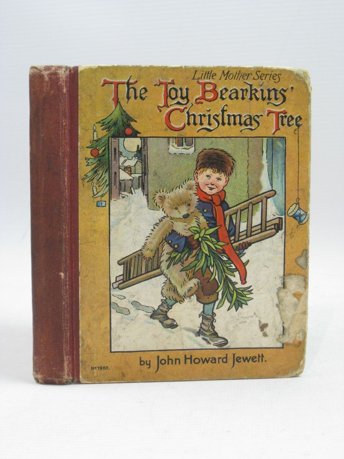 Photo of THE TOY BEARKINS' CHRISTMAS TREE