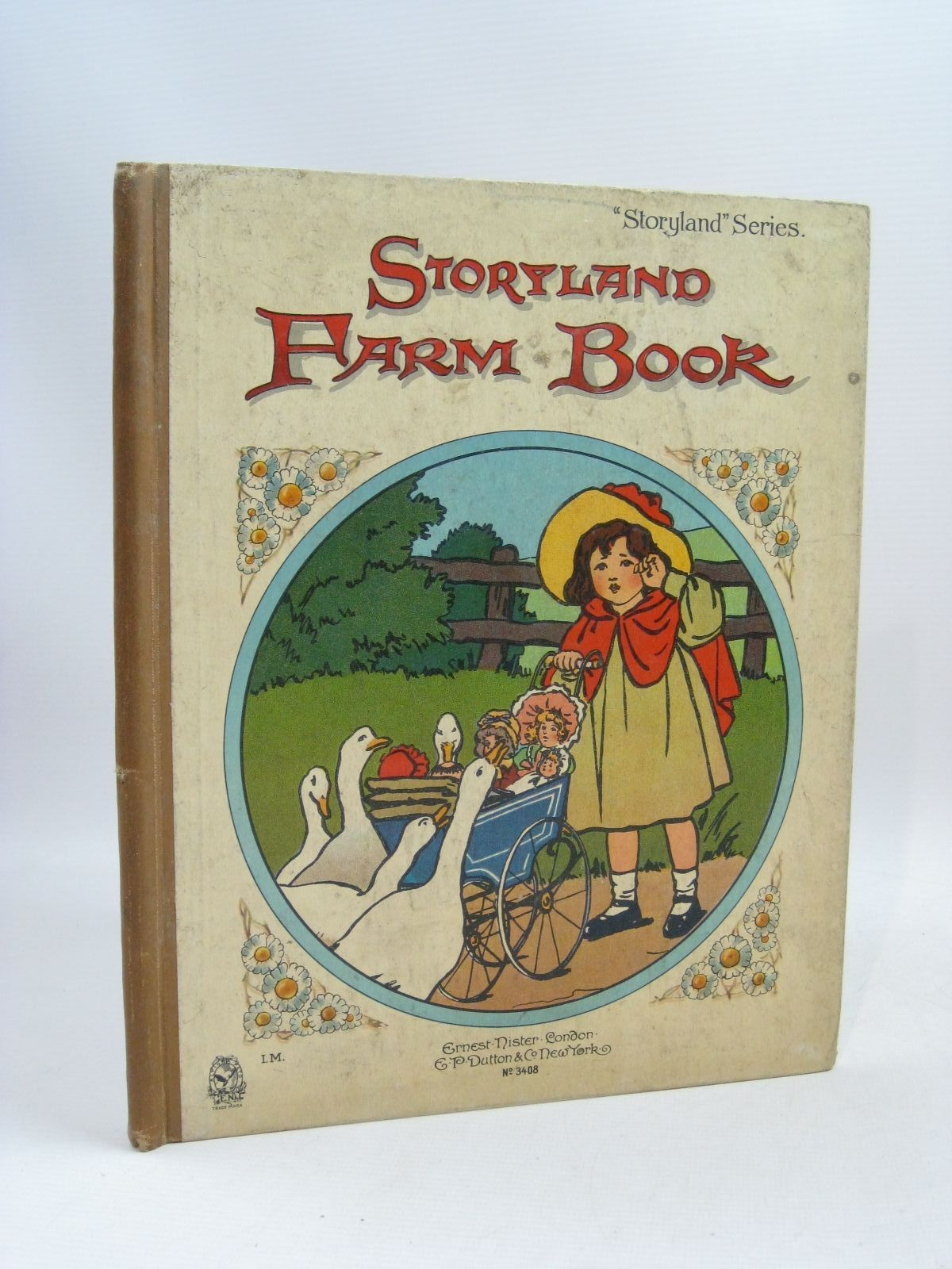 Photo of STORYLAND FARM BOOK published by Ernest Nister, E.P. Dutton & Co. (STOCK CODE: 1315734)  for sale by Stella & Rose's Books