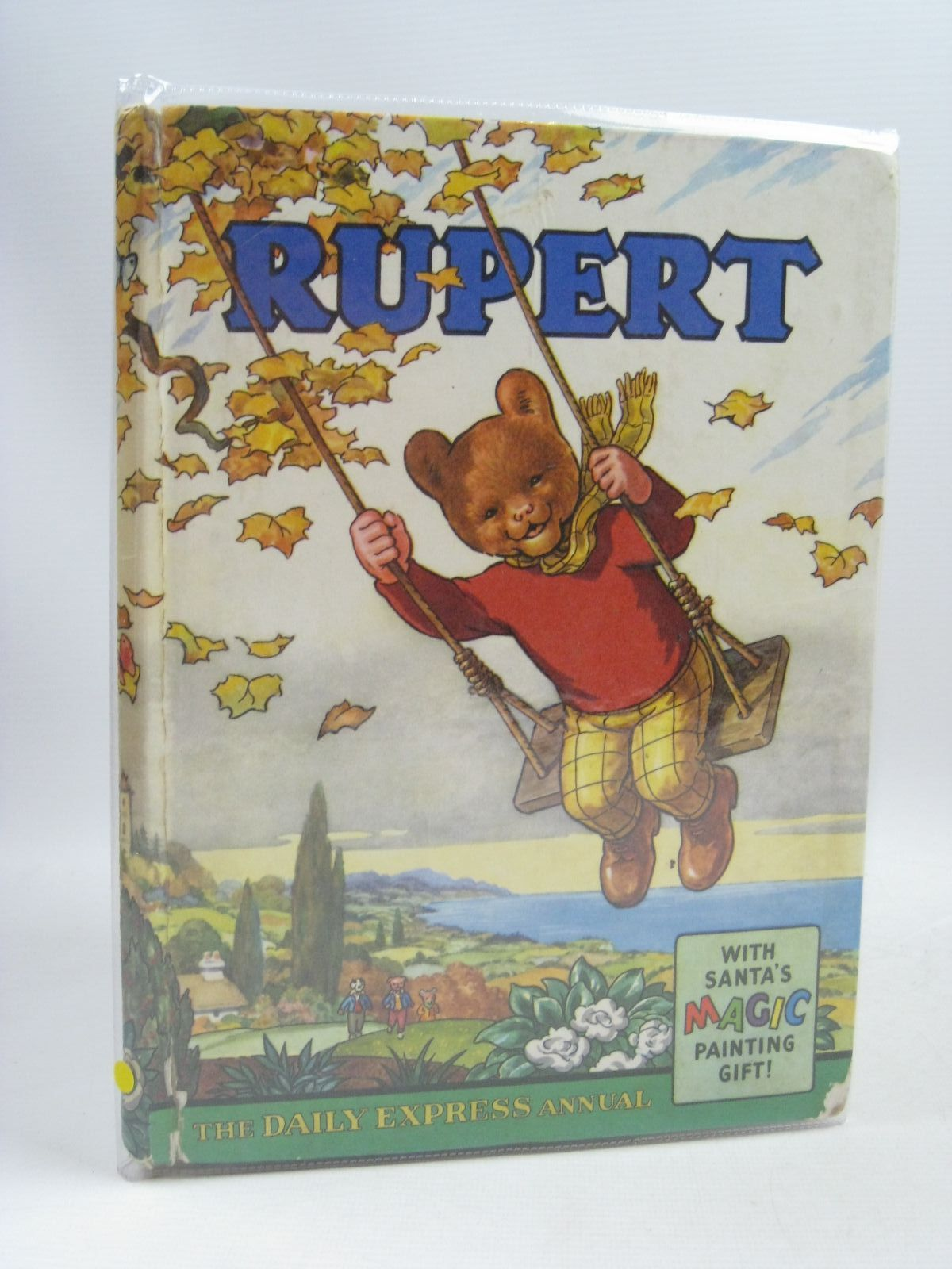 Photo of RUPERT ANNUAL 1961 written by Bestall, Alfred illustrated by Bestall, Alfred published by Daily Express (STOCK CODE: 1315761)  for sale by Stella & Rose's Books