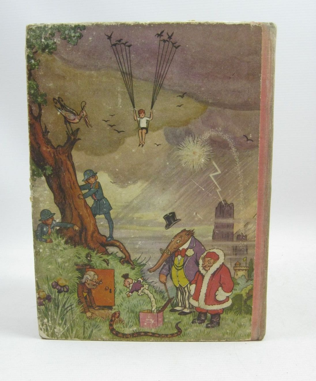 Photo of RUPERT ANNUAL 1939 - THE ADVENTURES OF RUPERT written by Bestall, Alfred illustrated by Bestall, Alfred published by Daily Express (STOCK CODE: 1315776)  for sale by Stella & Rose's Books