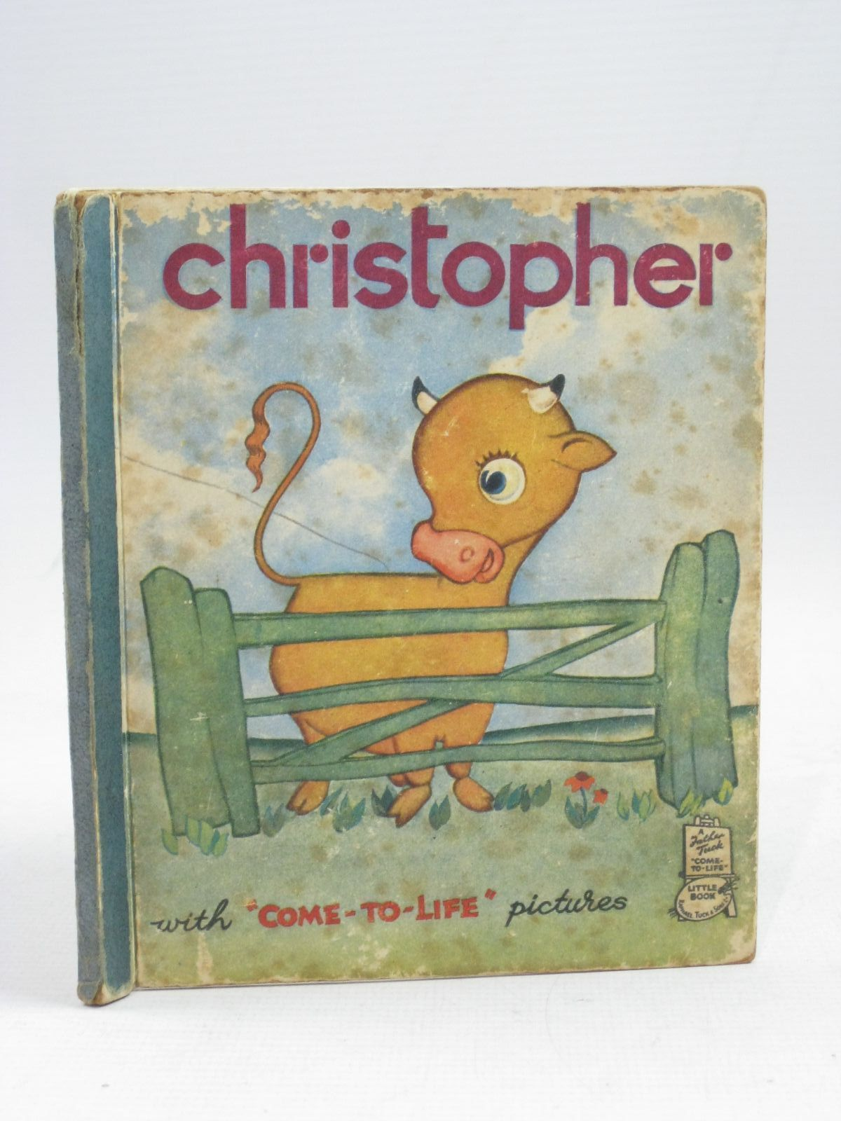 Photo of CHRISTOPHER published by Raphael Tuck & Sons Ltd. (STOCK CODE: 1315805)  for sale by Stella & Rose's Books