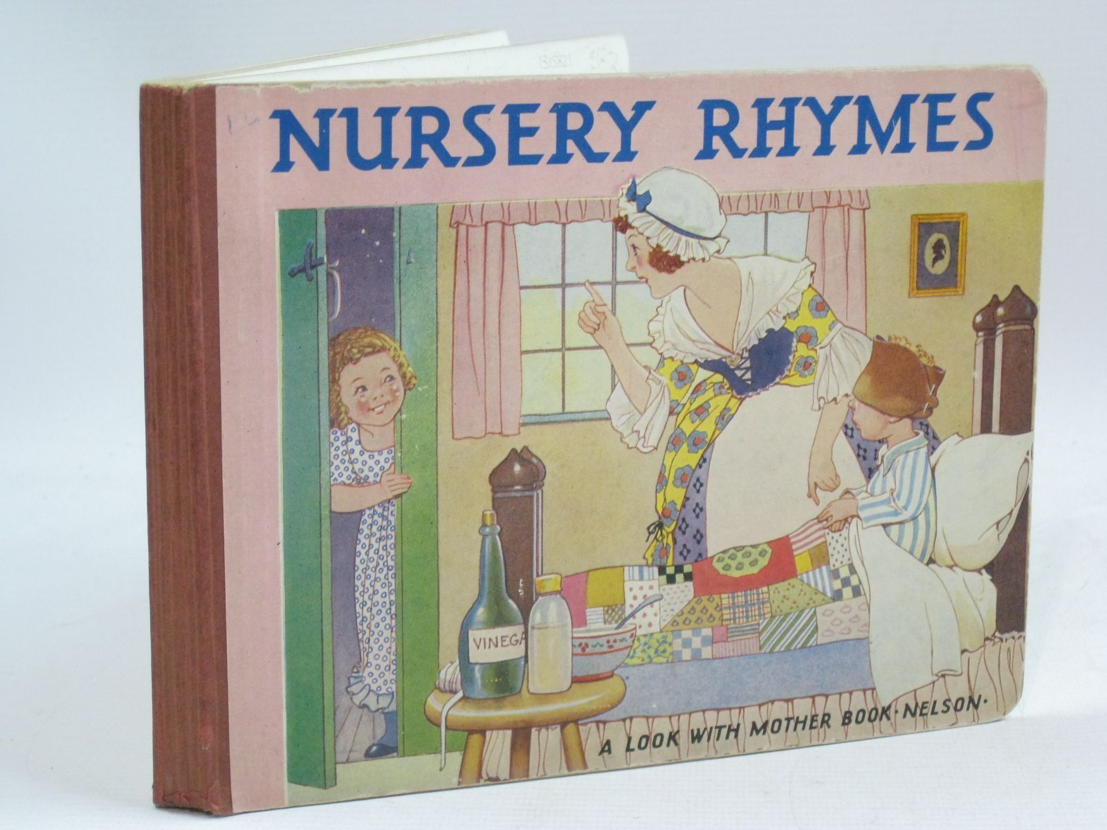 Photo of NURSERY RHYMES illustrated by Wood, Lawson published by Thomas Nelson and Sons Ltd. (STOCK CODE: 1315821)  for sale by Stella & Rose's Books
