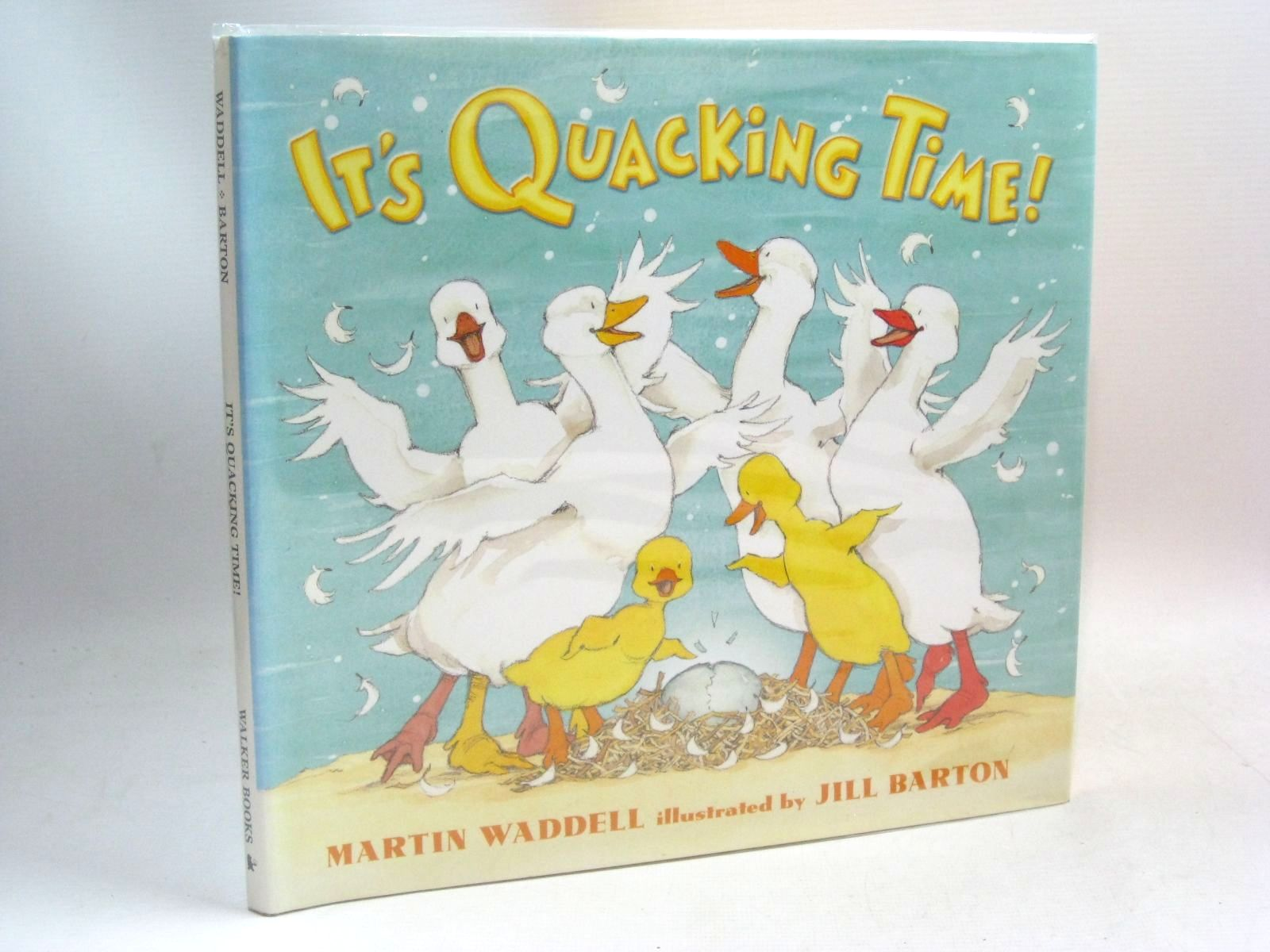 Photo of IT'S QUACKING TIME! written by Waddell, Martin illustrated by Barton, Jill published by Walker Books (STOCK CODE: 1315860)  for sale by Stella & Rose's Books