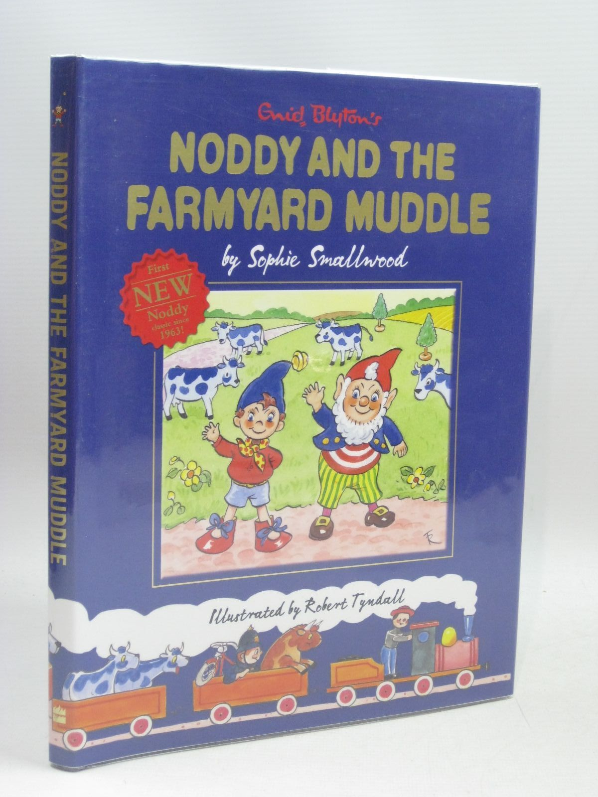 Photo of NODDY AND THE FARMYARD MUDDLE written by Smallwood, Sophie illustrated by Tyndall, Robert published by Harper Collins (STOCK CODE: 1315942)  for sale by Stella & Rose's Books