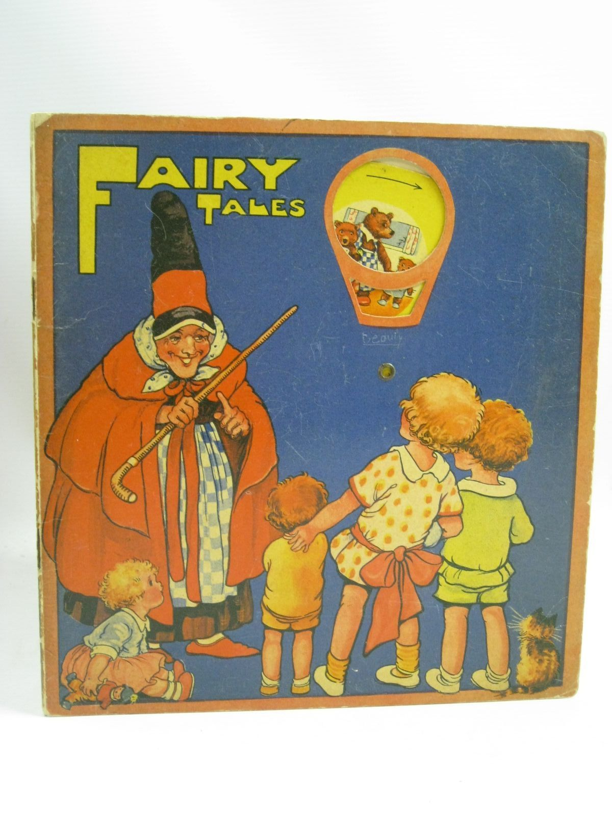 Photo of FAIRY TALES written by Blyton, Enid published by Birn Brothers (STOCK CODE: 1315993)  for sale by Stella & Rose's Books
