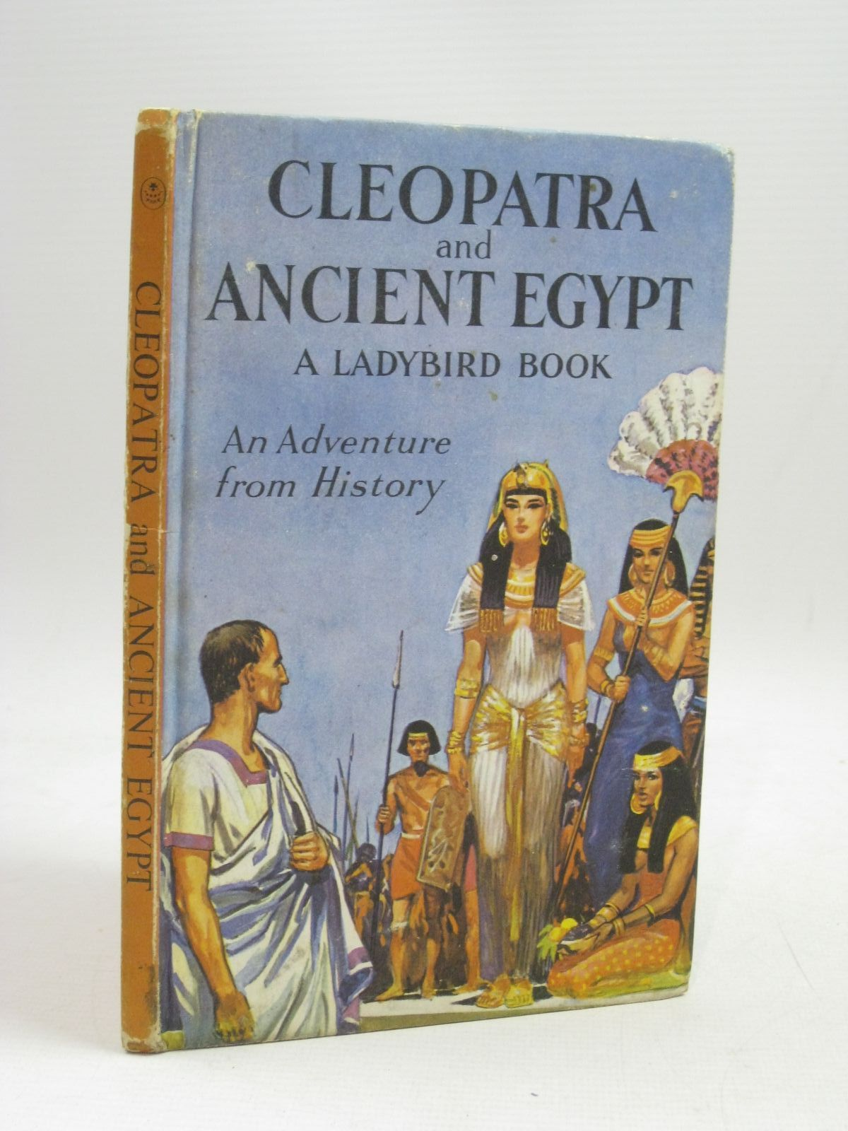 Photo of CLEOPATRA AND ANCIENT EGYPT written by Peach, L. Du Garde illustrated by Kenney, John published by Wills & Hepworth Ltd. (STOCK CODE: 1315998)  for sale by Stella & Rose's Books
