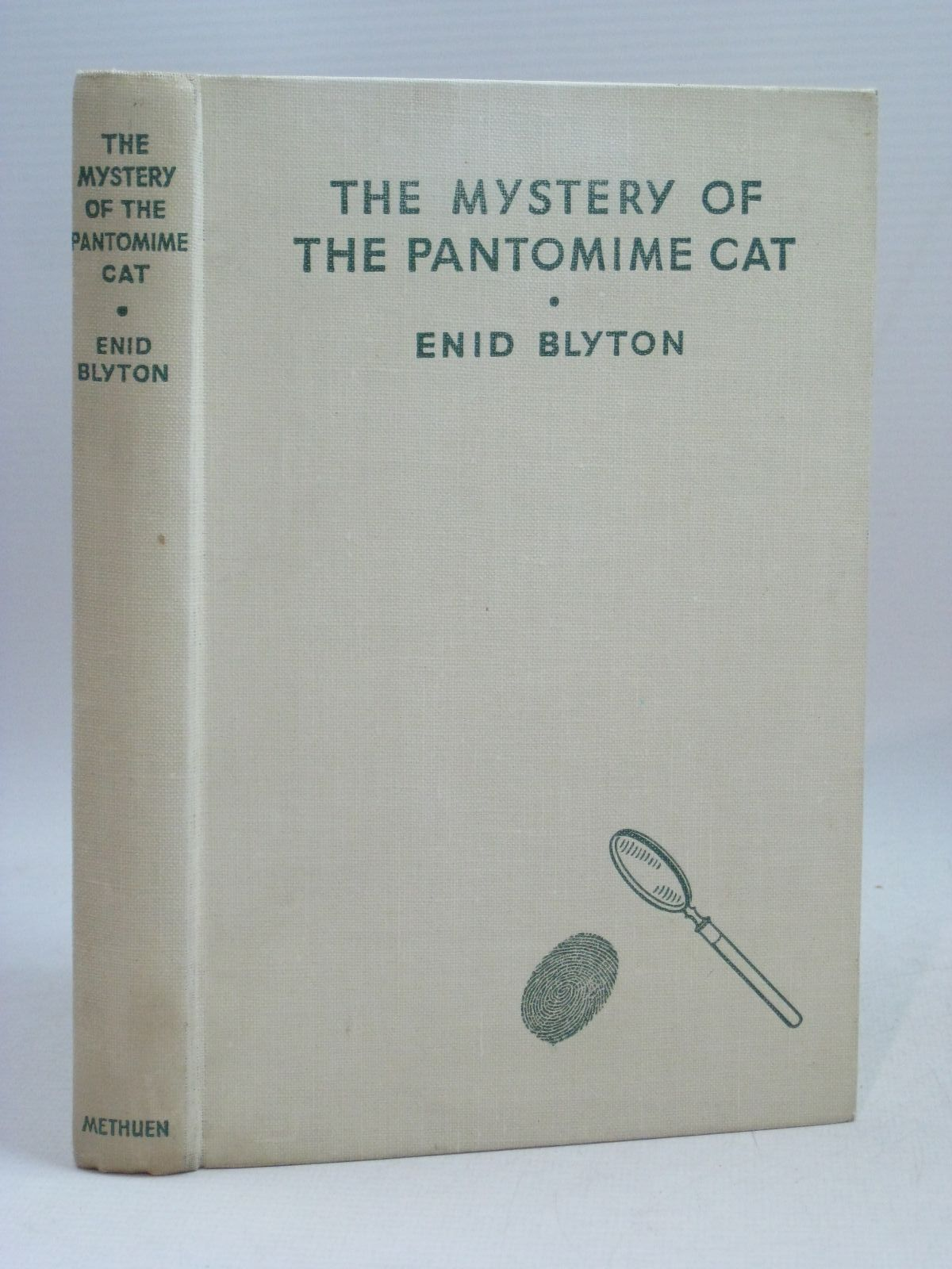The Mystery Of Vanished Prince Written By Blyton Enid Stock 1600 Photo Pantomime Cat Illustrated Abbey