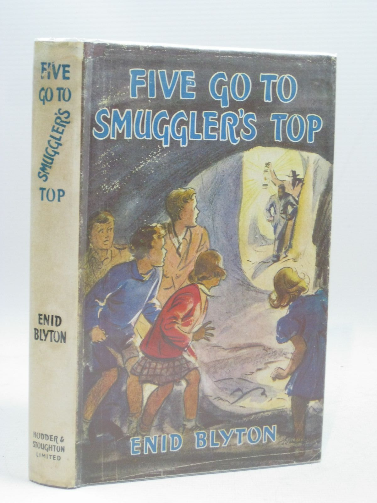 Photo of FIVE GO TO SMUGGLER'S TOP- Stock Number: 1316054