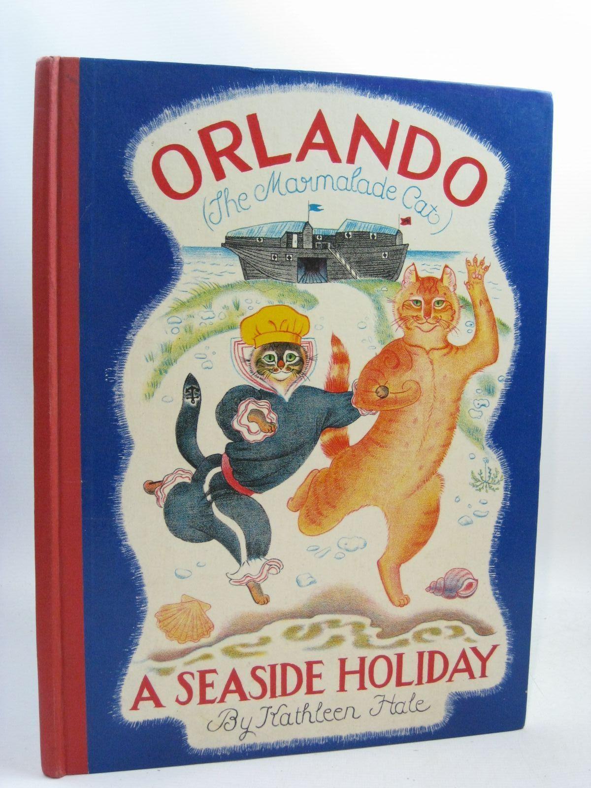 Photo of ORLANDO THE MARMALADE CAT: A SEASIDE HOLIDAY