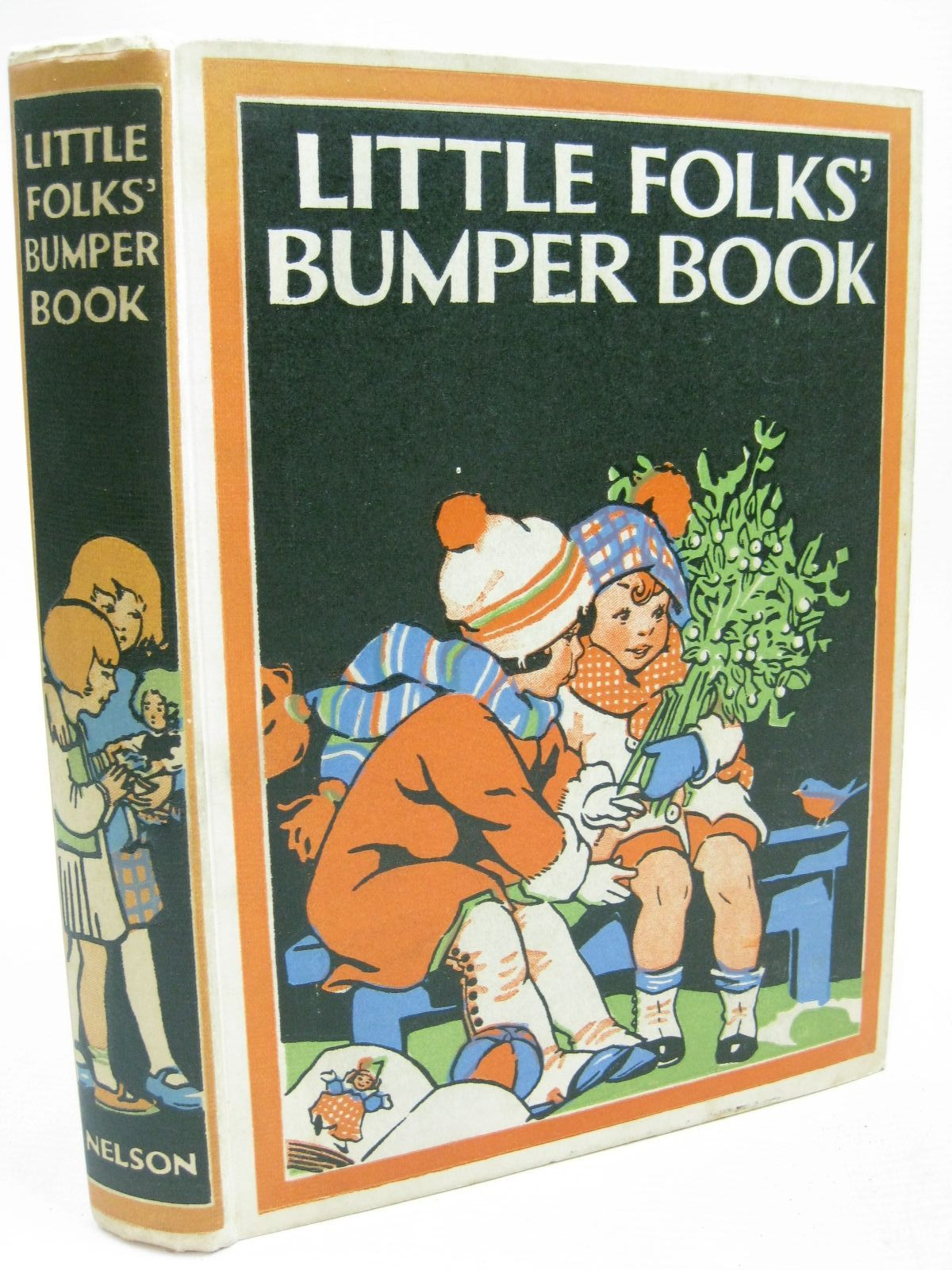 Photo of THE LITTLE FOLKS' BUMPER BOOK