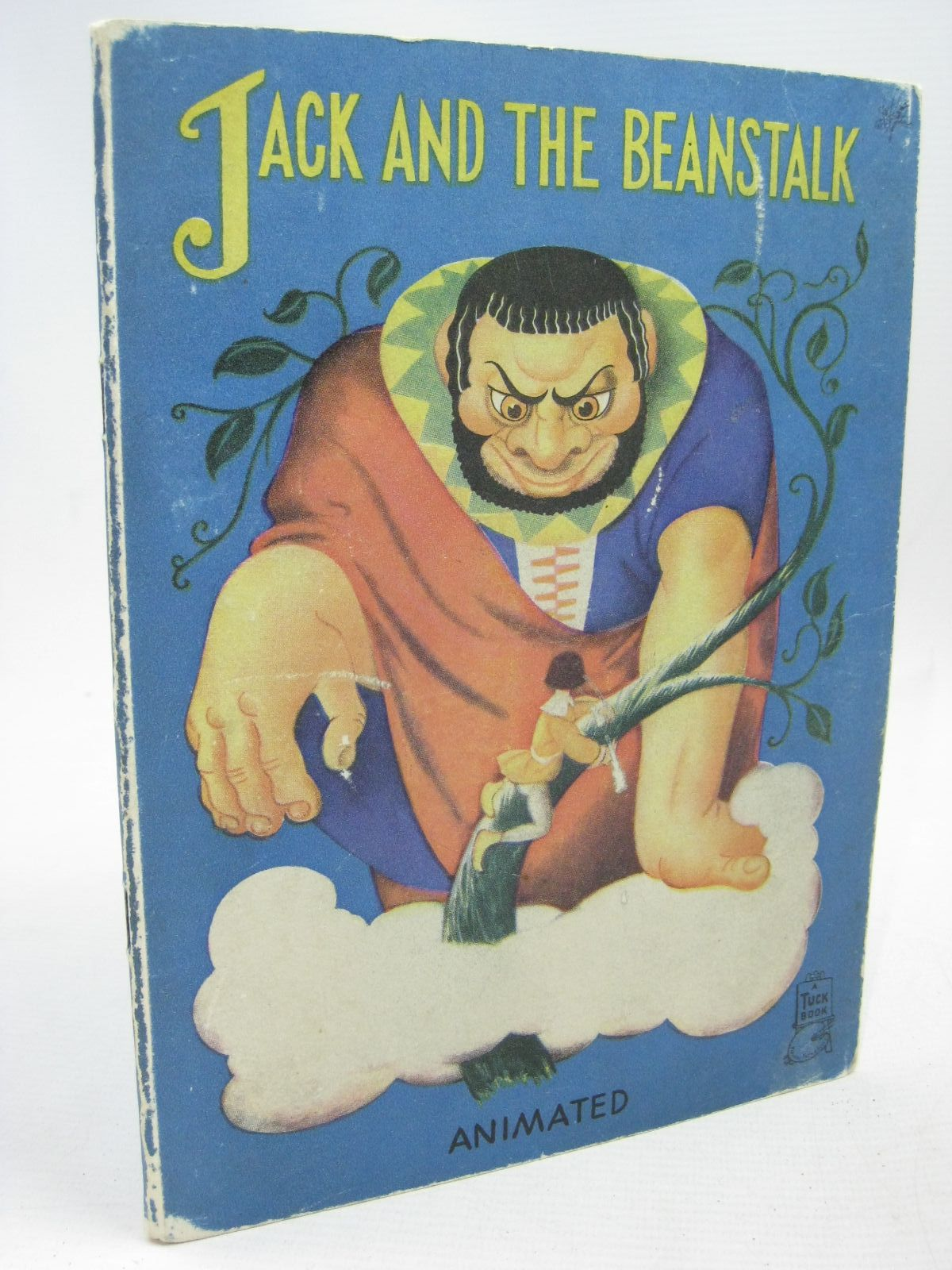 Photo of JACK AND THE BEANSTALK ANIMATED PICTURES published by Raphael Tuck & Sons Ltd. (STOCK CODE: 1316147)  for sale by Stella & Rose's Books