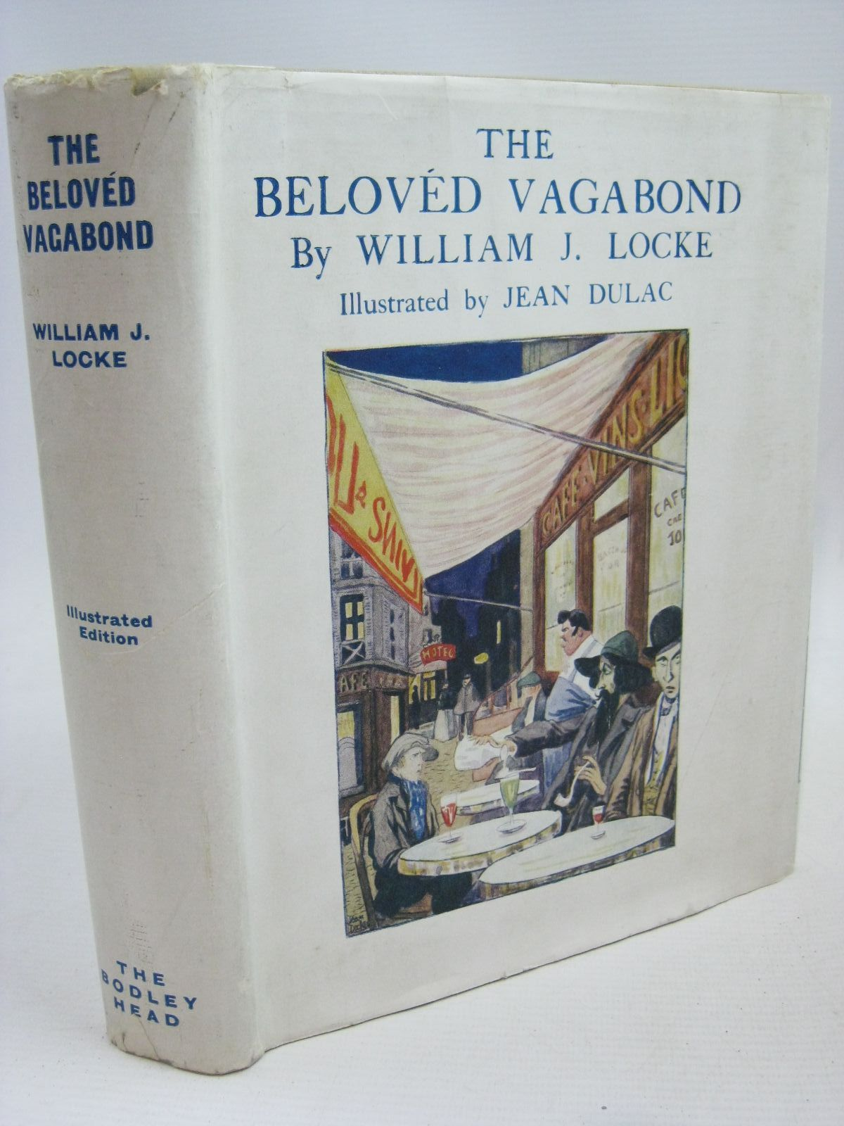 Photo of THE BELOVED VAGABOND written by Locke, William J. illustrated by Dulac, Jean published by John Lane The Bodley Head (STOCK CODE: 1316151)  for sale by Stella & Rose's Books