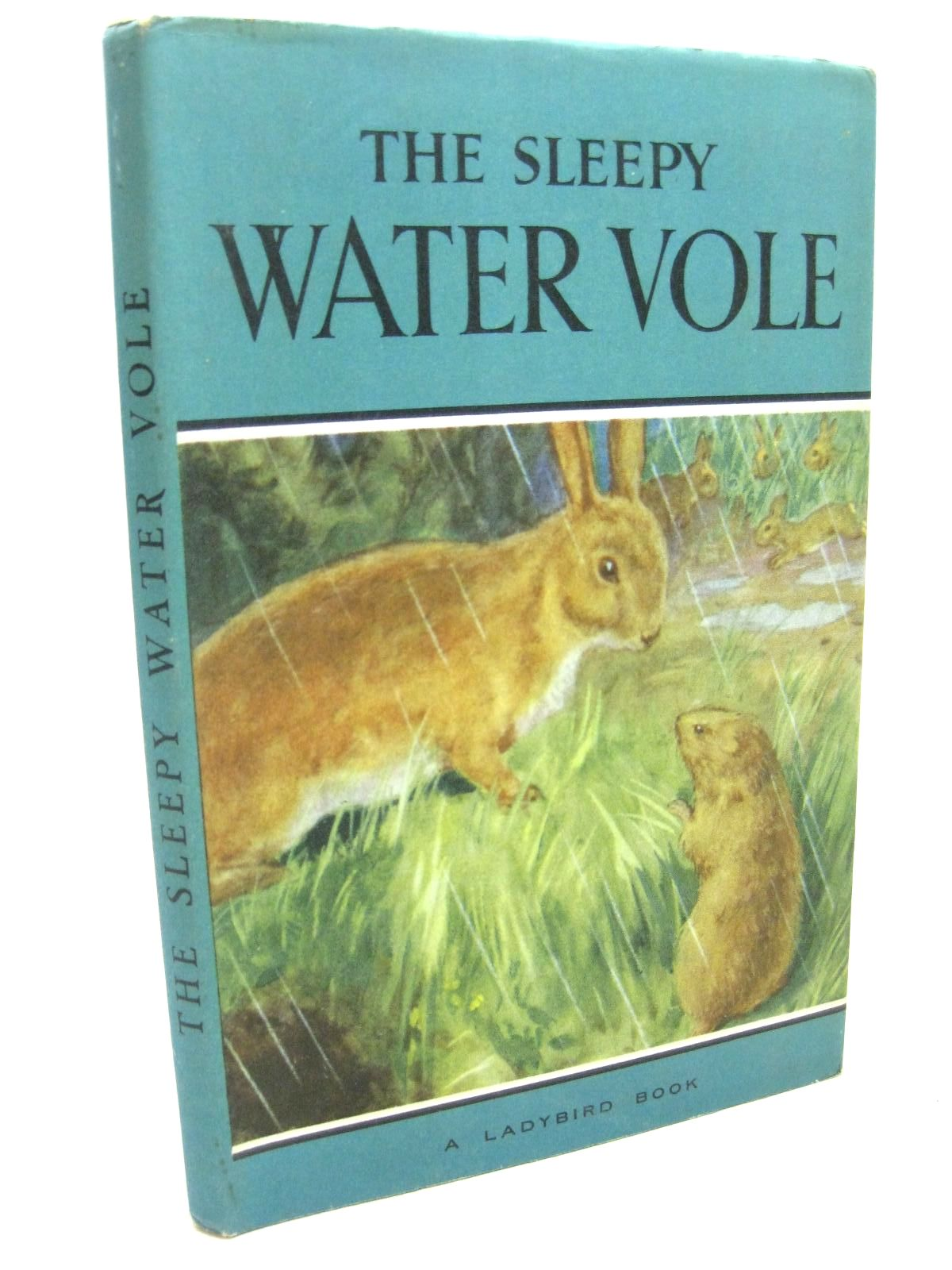 Photo of THE SLEEPY WATER VOLE written by Barr, Noel illustrated by Hickling, P.B. published by Wills & Hepworth Ltd. (STOCK CODE: 1316155)  for sale by Stella & Rose's Books