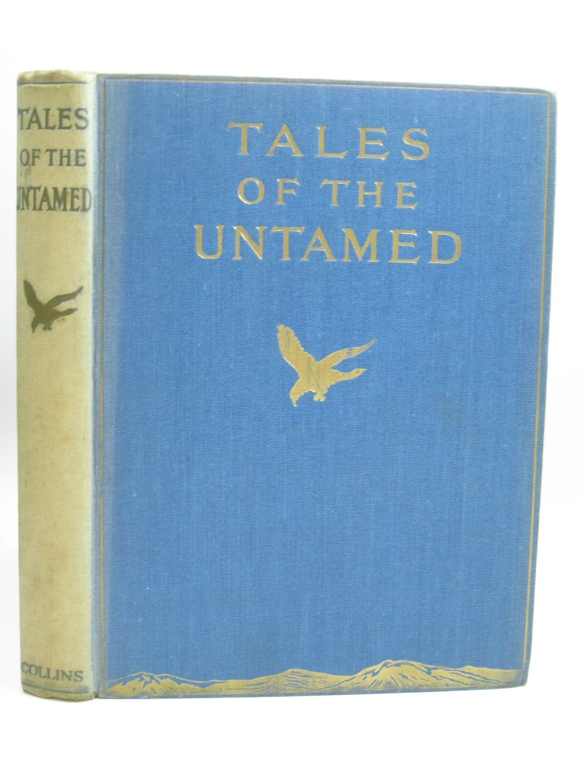 Photo of TALES OF THE UNTAMED written by Gordon, Seton<br />Batten, H. Mortimer<br />Strachan, A.W.<br />et al, illustrated by Norfield, Edgar<br />Aris, Ernest A.<br />et al., published by Collins Clear-Type Press (STOCK CODE: 1316221)  for sale by Stella & Rose's Books