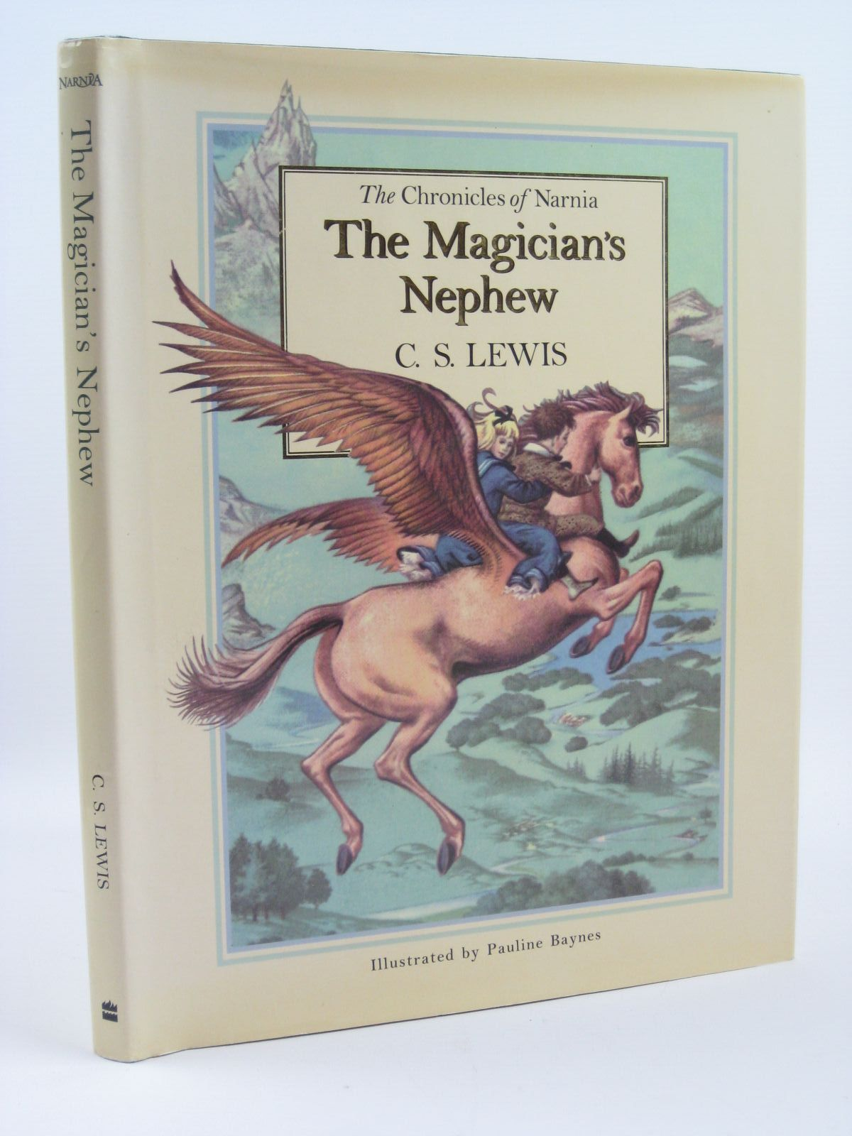 Photo of THE MAGICIAN'S NEPHEW written by Lewis, C.S. illustrated by Baynes, Pauline published by Harper Collins (STOCK CODE: 1316248)  for sale by Stella & Rose's Books