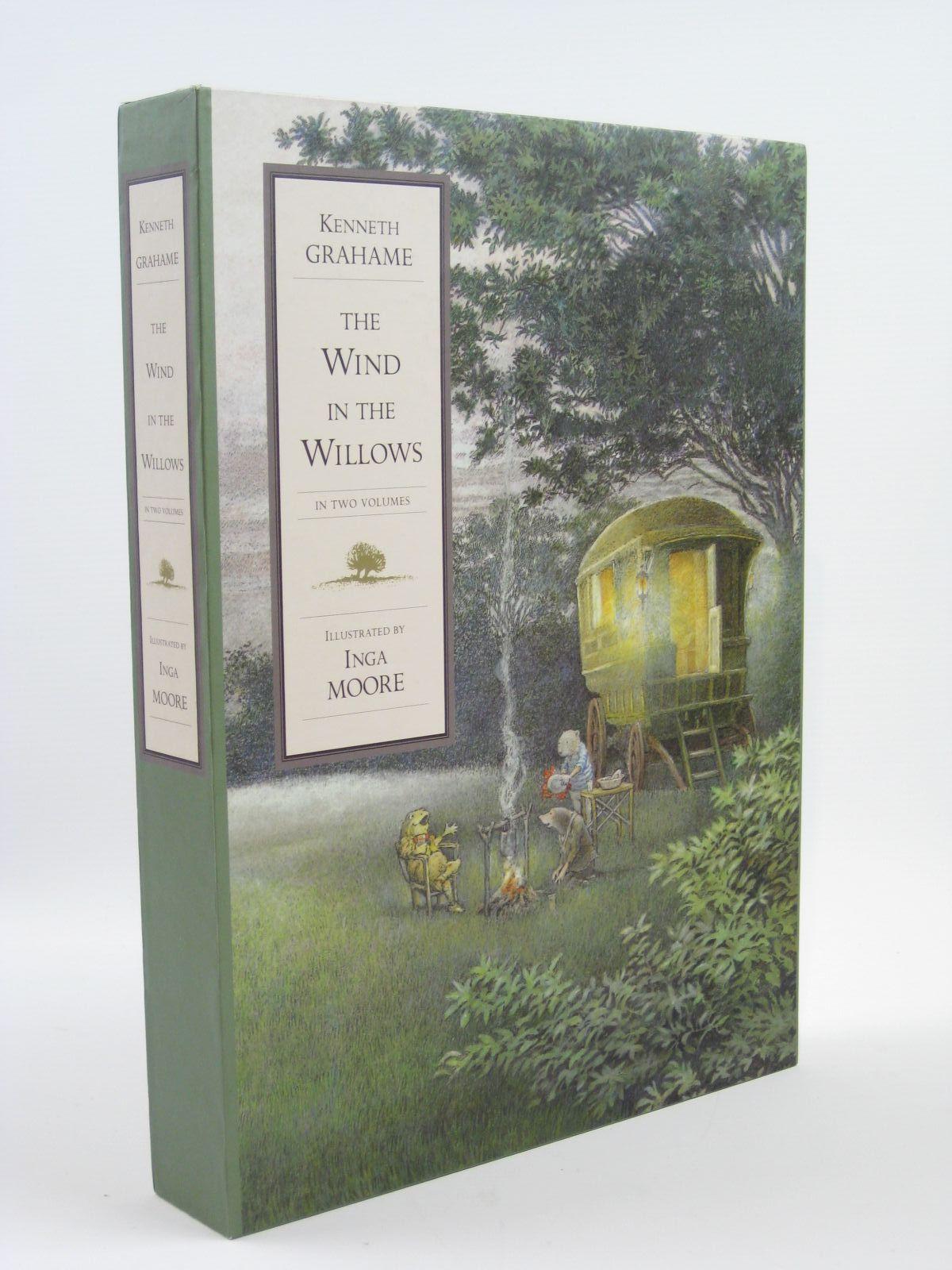 Photo of THE WIND IN THE WILLOWS IN TWO VOLUMES