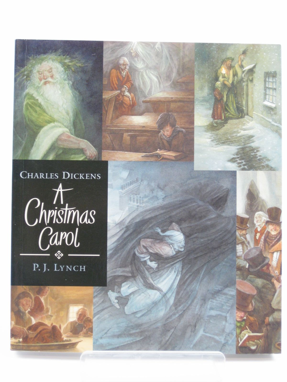 photo of a christmas carol written by dickens charles illustrated by lynch pj published - When Was A Christmas Carol Published