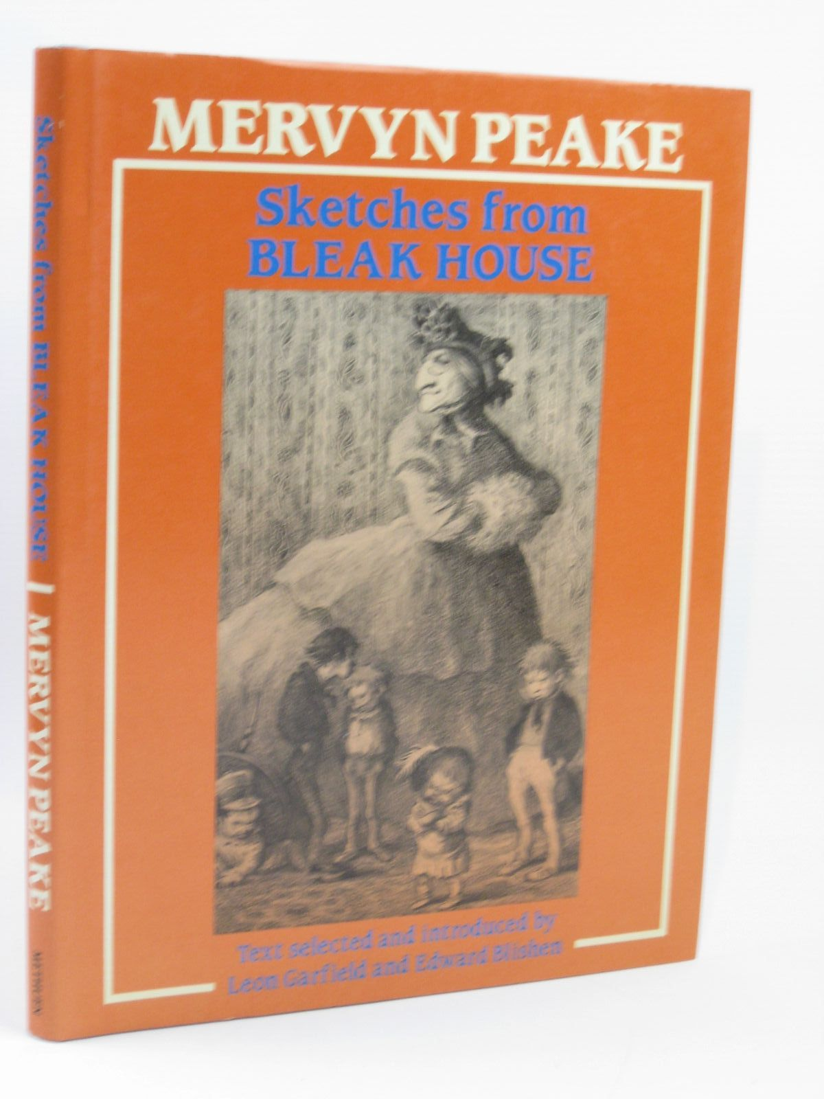 Photo of SKETCHES FROM BLEAK HOUSE written by Dickens, Charles<br />Garfield, Leon<br />Blishen, Edward illustrated by Peake, Mervyn published by Methuen Children's Books Ltd. (STOCK CODE: 1316300)  for sale by Stella & Rose's Books