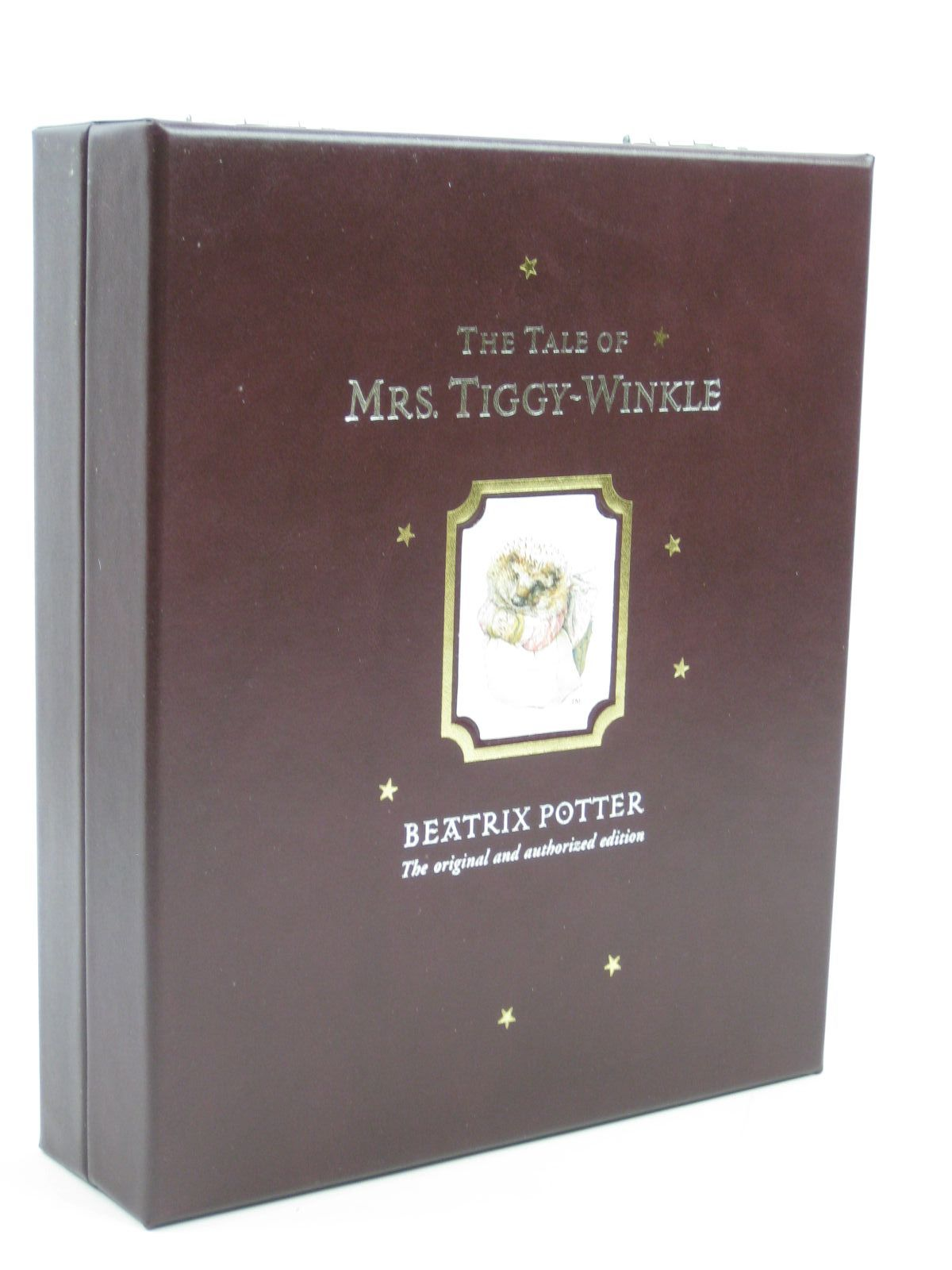 Photo of THE TALE OF MRS. TIGGY-WINKLE written by Potter, Beatrix illustrated by Potter, Beatrix published by Frederick Warne, The Penguin Group (STOCK CODE: 1316331)  for sale by Stella & Rose's Books