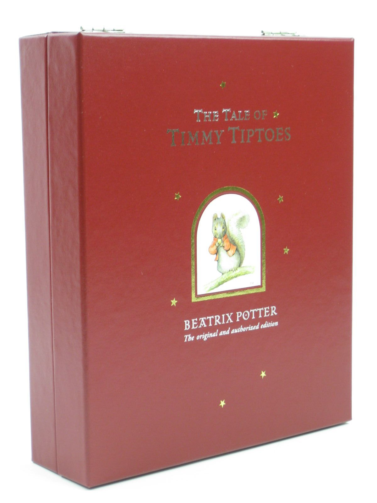 Photo of THE TALE OF TIMMY TIPTOES written by Potter, Beatrix illustrated by Potter, Beatrix published by Frederick Warne, The Penguin Group (STOCK CODE: 1316333)  for sale by Stella & Rose's Books