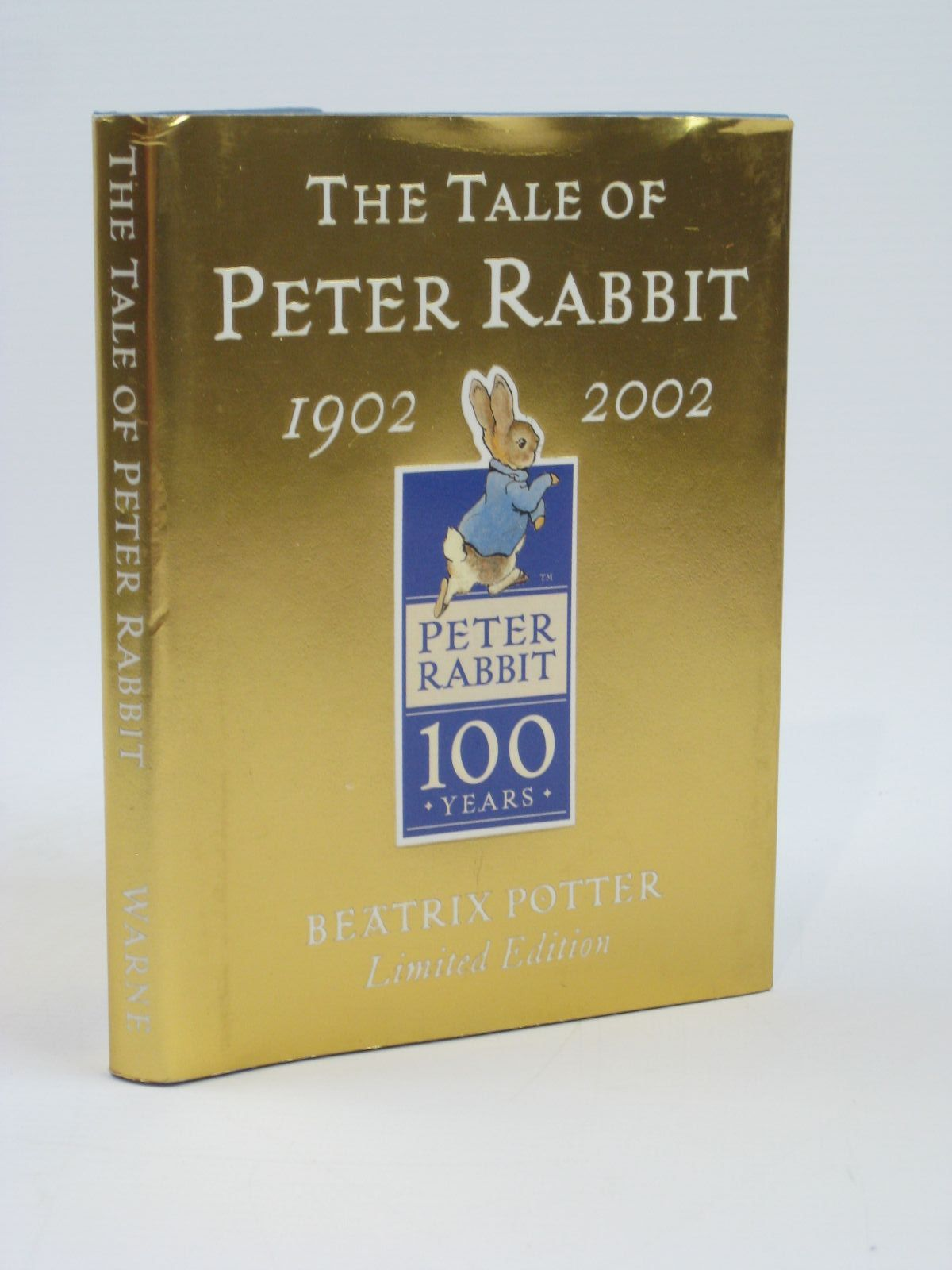 Photo of THE TALE OF PETER RABBIT written by Potter, Beatrix illustrated by Potter, Beatrix published by Frederick Warne (Publishers) Ltd. (STOCK CODE: 1316352)  for sale by Stella & Rose's Books