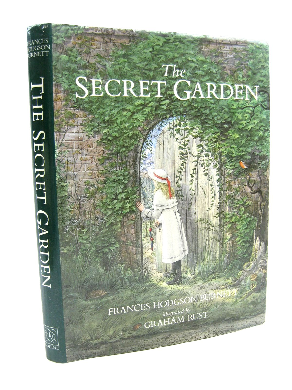 Photo of THE SECRET GARDEN written by Burnett, Frances Hodgson illustrated by Rust, Graham published by David R. Godine (STOCK CODE: 1316545)  for sale by Stella & Rose's Books