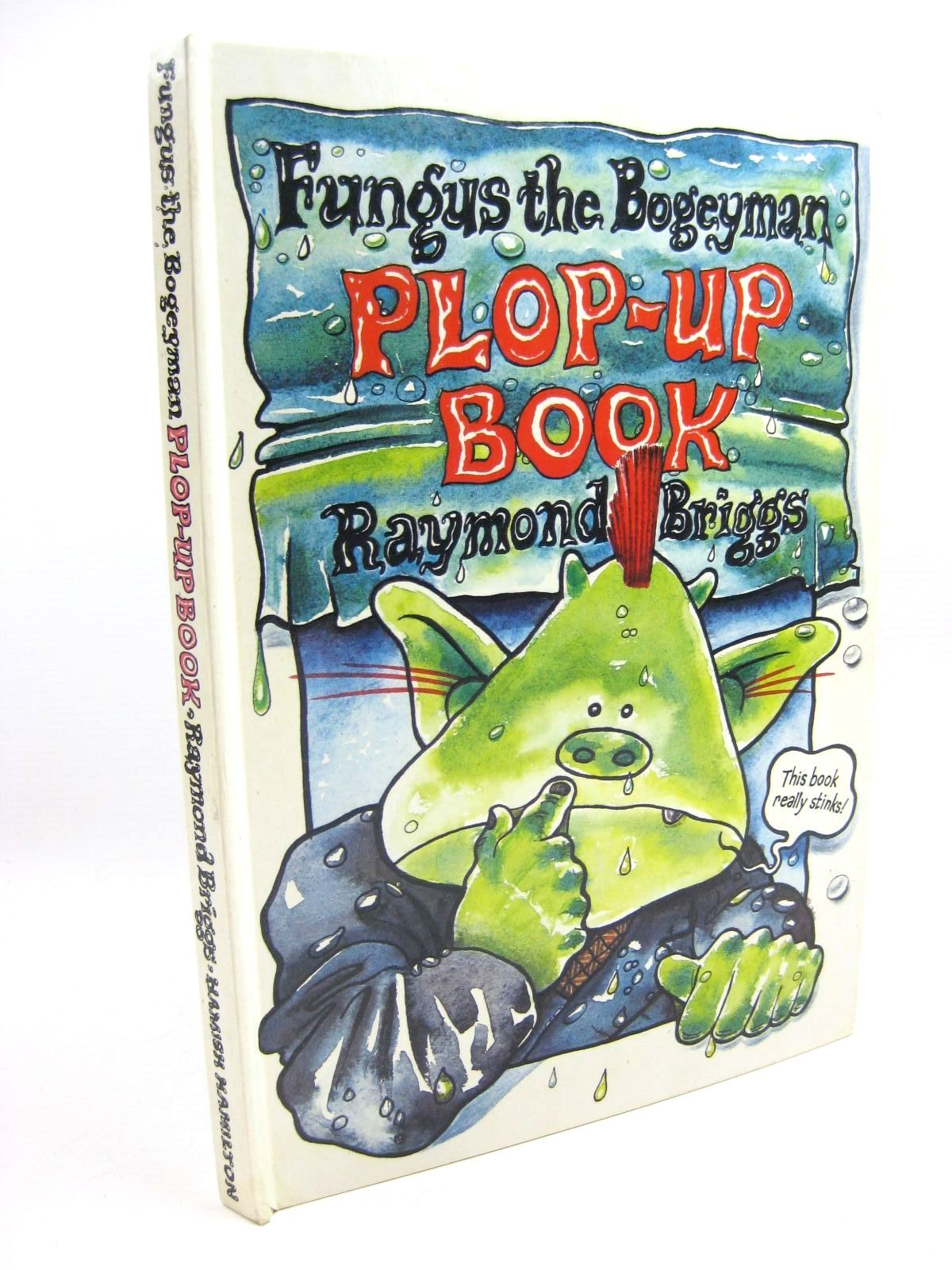 Photo of FUNGUS THE BOGEYMAN PLOP-UP BOOK
