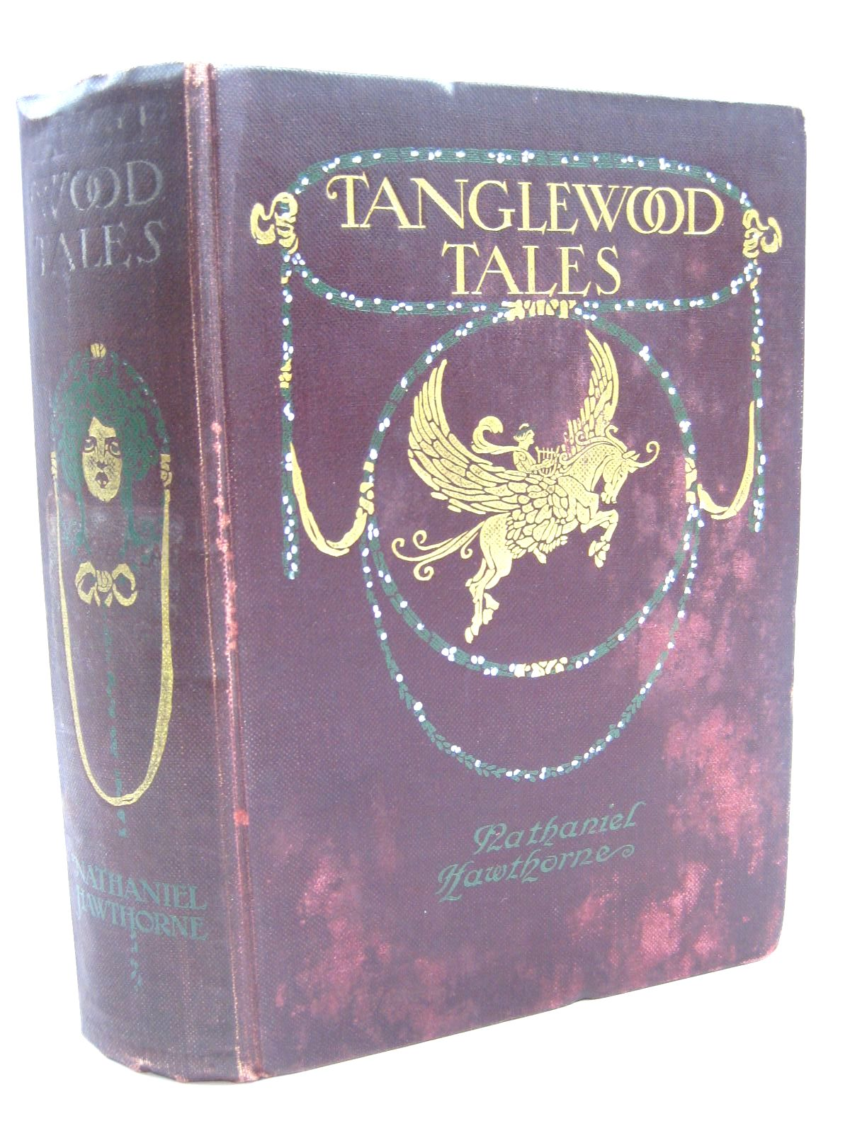 Photo of TANGLEWOOD TALES written by Hawthorne, Nathaniel illustrated by Pogany, Willy published by T. Fisher Unwin (STOCK CODE: 1316561)  for sale by Stella & Rose's Books