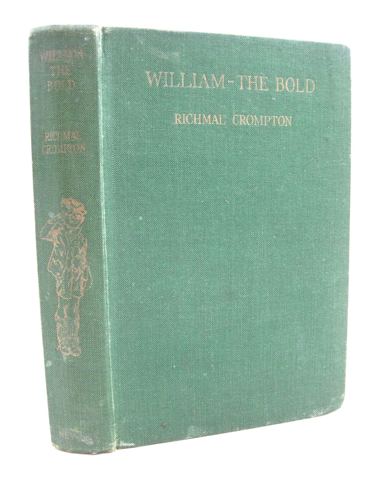 Photo of WILLIAM THE BOLD written by Crompton, Richmal illustrated by Henry, Thomas published by George Newnes Limited (STOCK CODE: 1316618)  for sale by Stella & Rose's Books