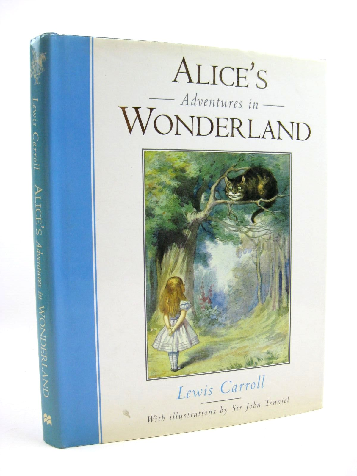 Photo of ALICE'S ADVENTURES IN WONDERLAND written by Carroll, Lewis illustrated by Tenniel, John published by Macmillan Children's Books (STOCK CODE: 1316631)  for sale by Stella & Rose's Books
