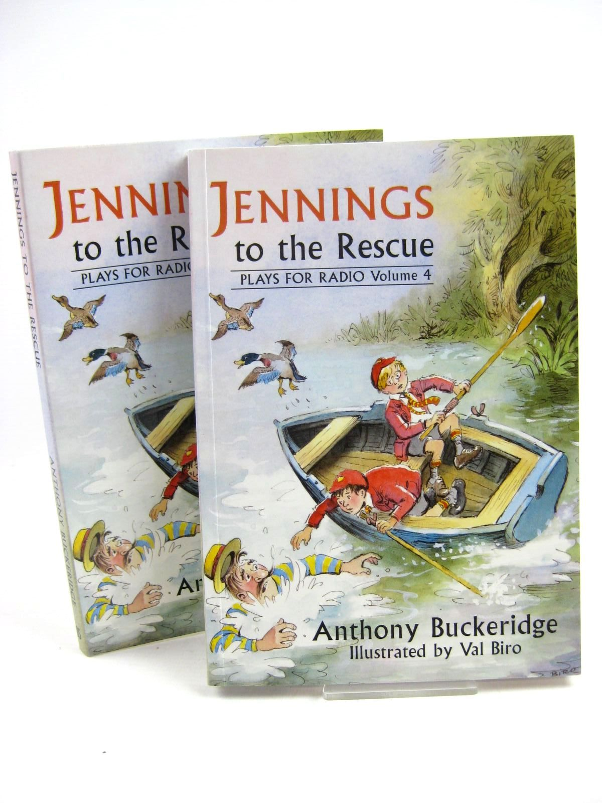 Photo of JENNINGS TO THE RESCUE written by Buckeridge, Anthony illustrated by Biro, Val published by David Schutte (STOCK CODE: 1316636)  for sale by Stella & Rose's Books