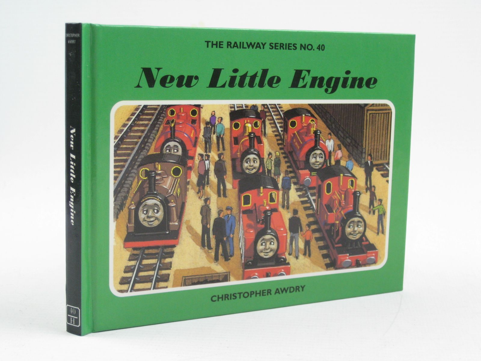 NEW LITTLE ENGINE written by Awdry, Christopher, STOCK CODE: 1316750