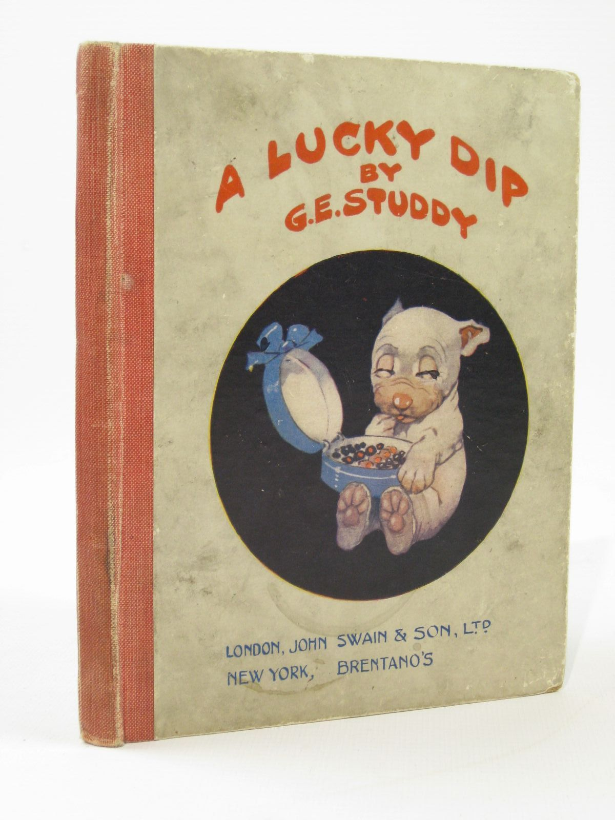 Photo of A LUCKY DIP written by Jellicoe, George illustrated by Studdy, G.E. published by John Swain & Son Limited (STOCK CODE: 1316778)  for sale by Stella & Rose's Books