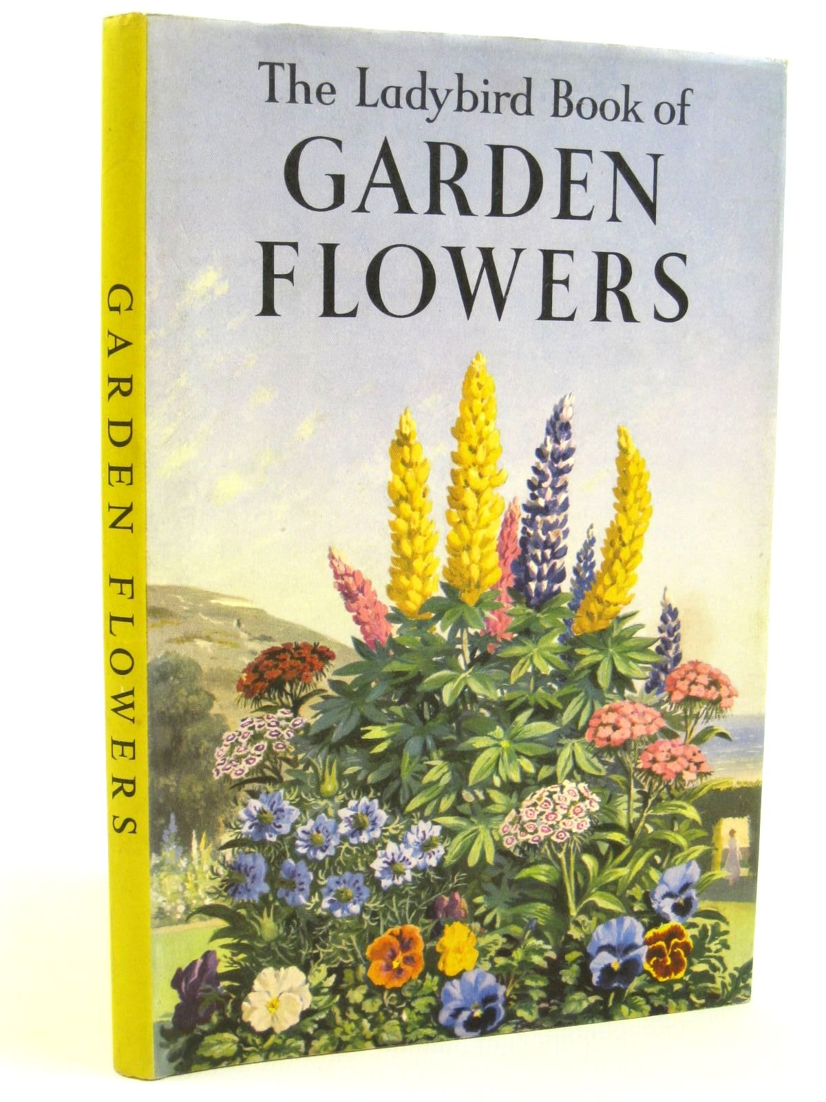 Photo of THE LADYBIRD BOOK OF GARDEN FLOWERS written by Vesey-Fitzgerald, Brian illustrated by Leigh-Pemberton, John published by Wills & Hepworth Ltd. (STOCK CODE: 1316793)  for sale by Stella & Rose's Books