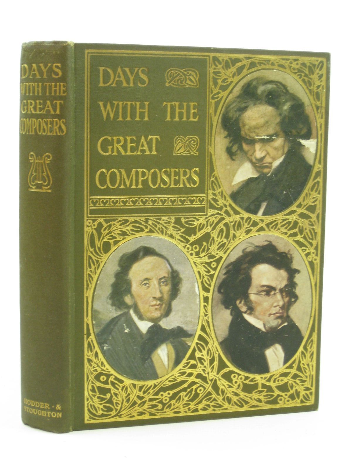 Photo of DAYS WITH THE GREAT COMPOSERS illustrated by Price, N.M.<br />et al., published by Hodder & Stoughton (STOCK CODE: 1316815)  for sale by Stella & Rose's Books