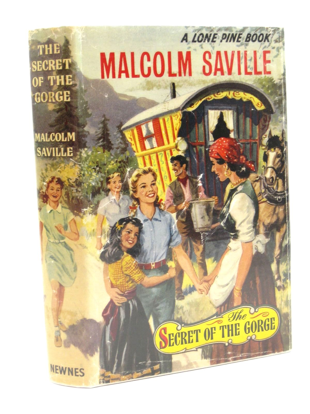 Photo of THE SECRET OF THE GORGE written by Saville, Malcolm published by George Newnes Limited (STOCK CODE: 1316825)  for sale by Stella & Rose's Books
