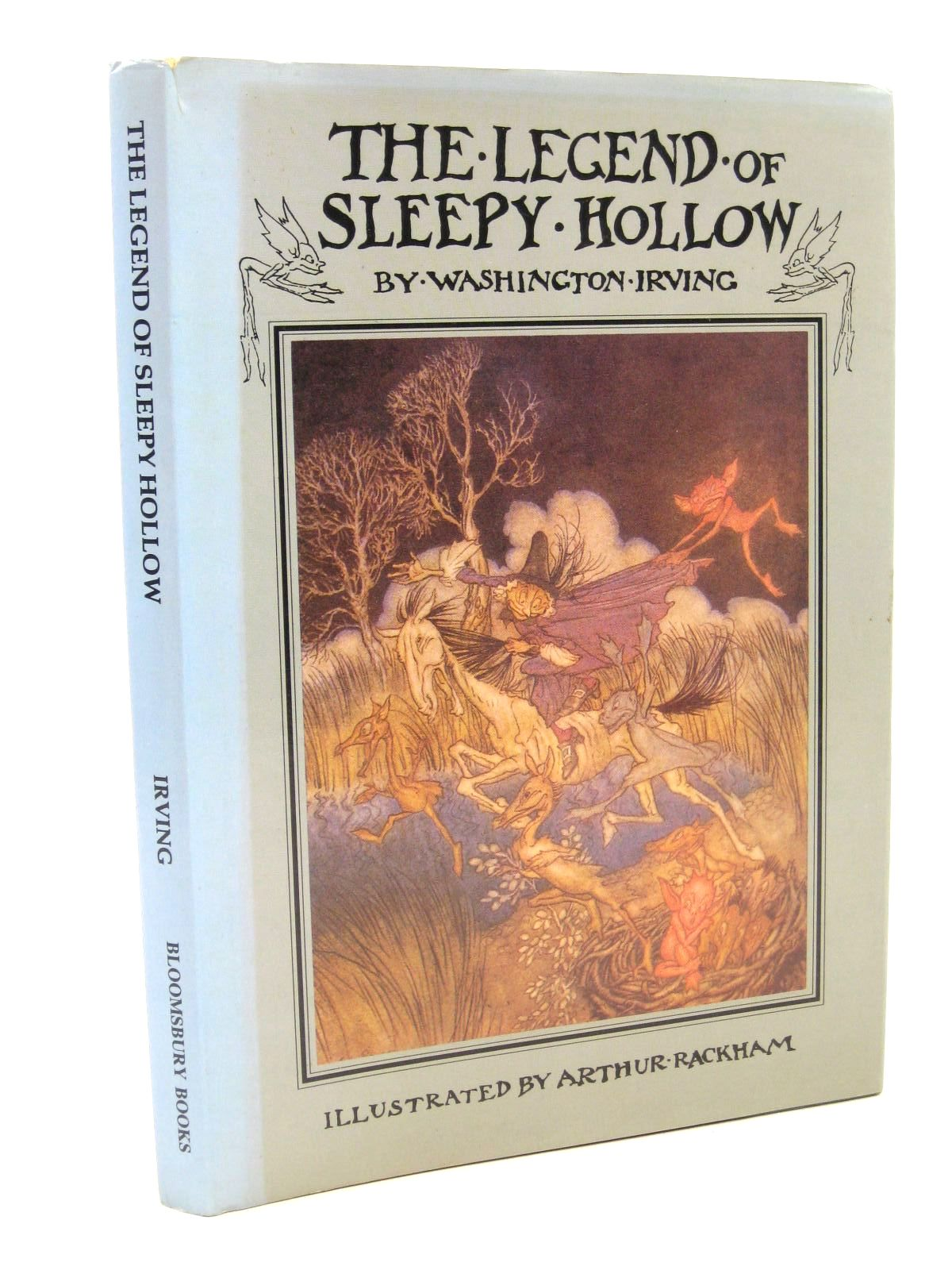 Photo of THE LEGEND OF SLEEPY HOLLOW written by Irving, Washington illustrated by Rackham, Arthur published by Bloomsbury Books (STOCK CODE: 1316826)  for sale by Stella & Rose's Books