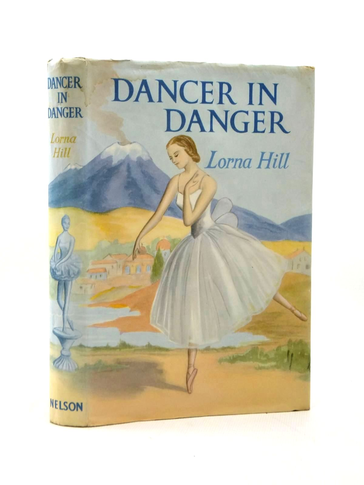 Photo of DANCER IN DANGER written by Hill, Lorna illustrated by Verity, Esme published by Thomas Nelson and Sons Ltd. (STOCK CODE: 1316840)  for sale by Stella & Rose's Books