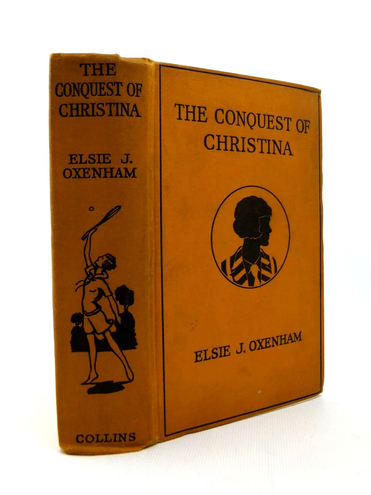 Photo of THE CONQUEST OF CHRISTINA written by Oxenham, Elsie J. published by Collins Clear-Type Press (STOCK CODE: 1316848)  for sale by Stella & Rose's Books