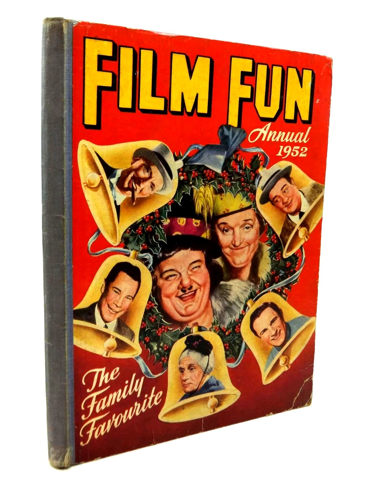 Photo of FILM FUN ANNUAL 1952 published by The Amalgamated Press (STOCK CODE: 1316862)  for sale by Stella & Rose's Books