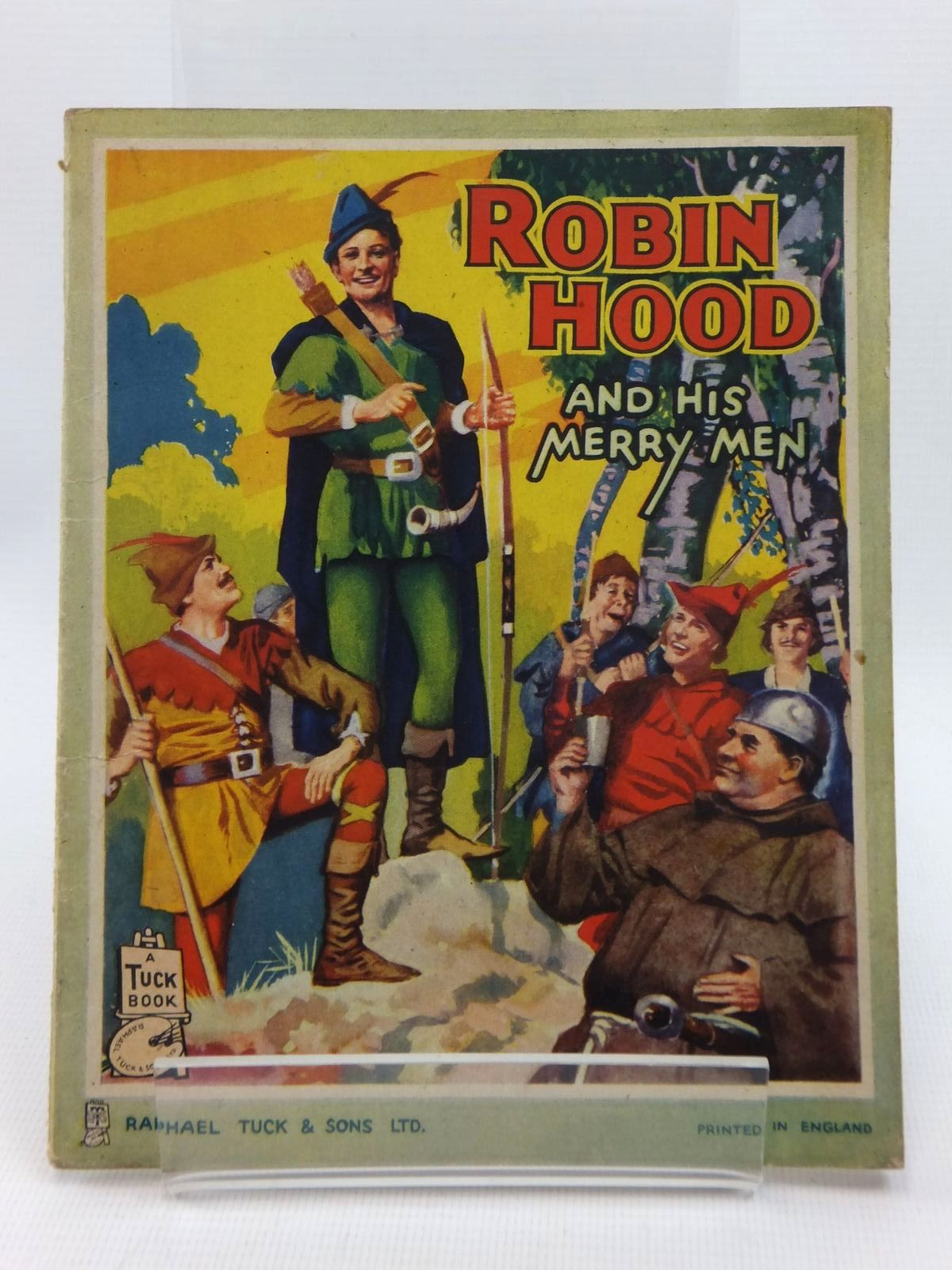 Photo of THE STORY OF ROBIN HOOD
