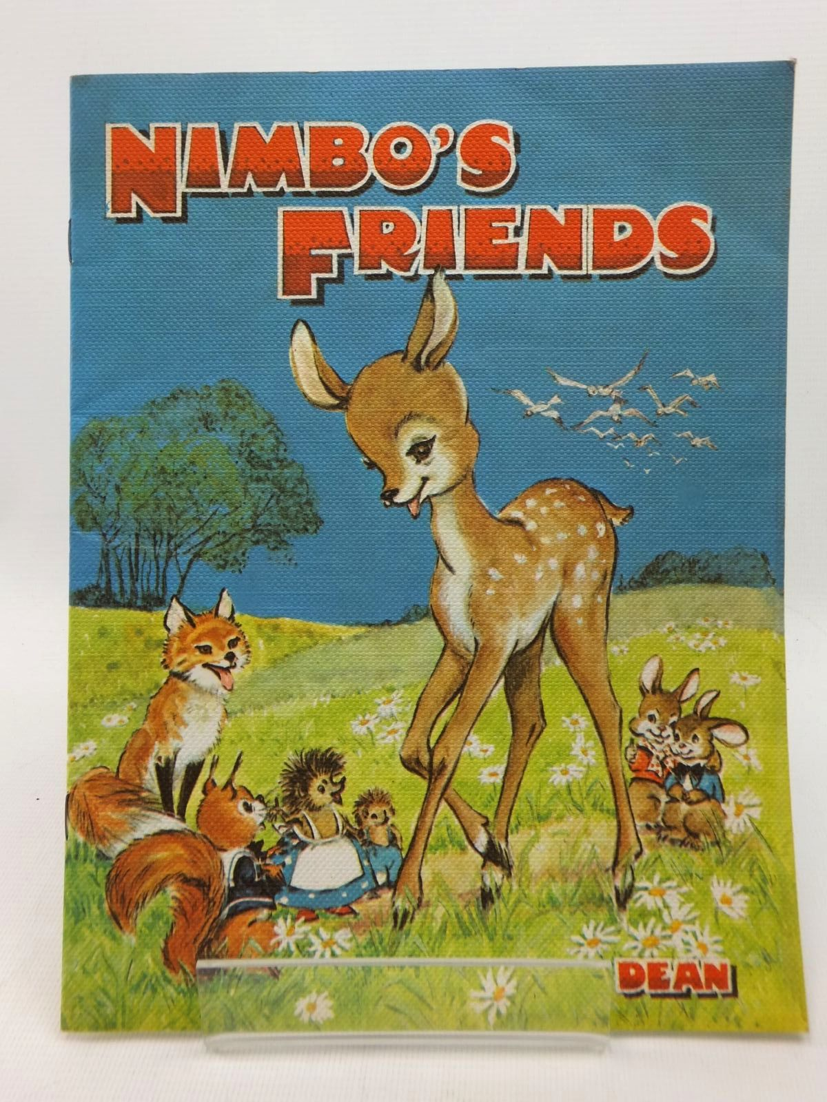 Photo of NIMBO'S FRIENDS published by Dean & Son Ltd. (STOCK CODE: 1316881)  for sale by Stella & Rose's Books