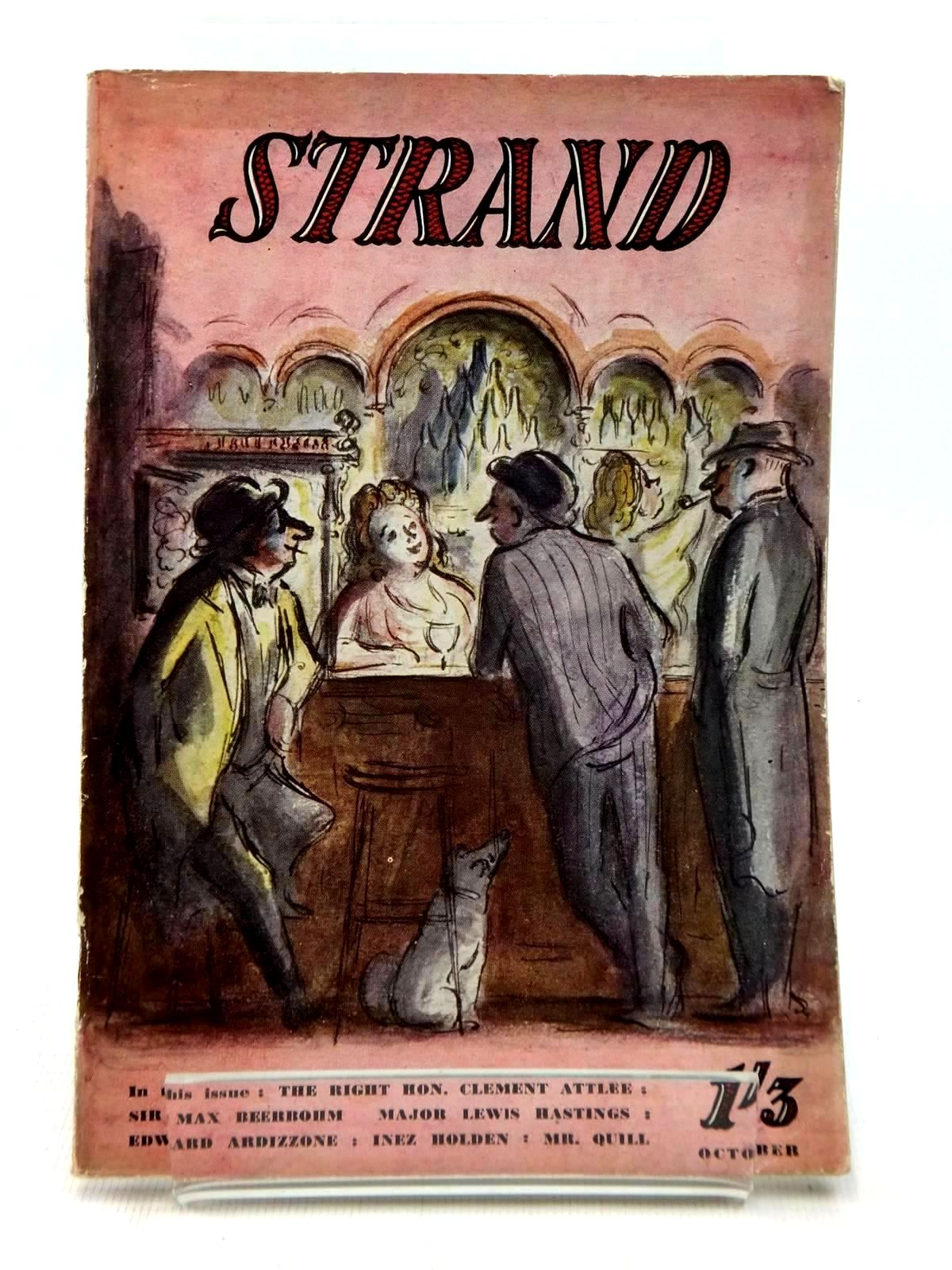 Photo of THE STRAND MAGAZINE Vol 112 Issue 670