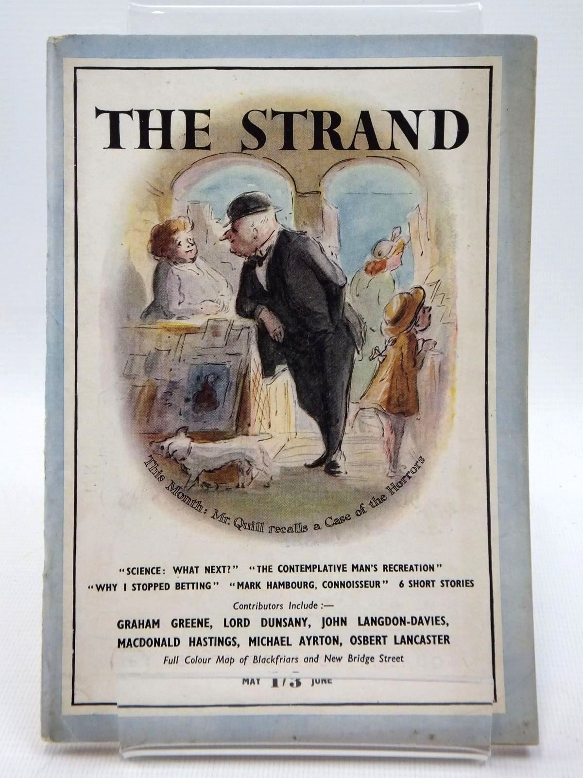 Photo of THE STRAND MAGAZINE VOL. 113 ISSUE 677-8