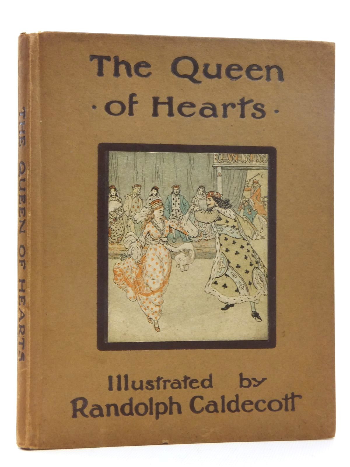 Photo of THE QUEEN OF HEARTS illustrated by Caldecott, Randolph published by Frederick Warne & Co. (STOCK CODE: 1316946)  for sale by Stella & Rose's Books