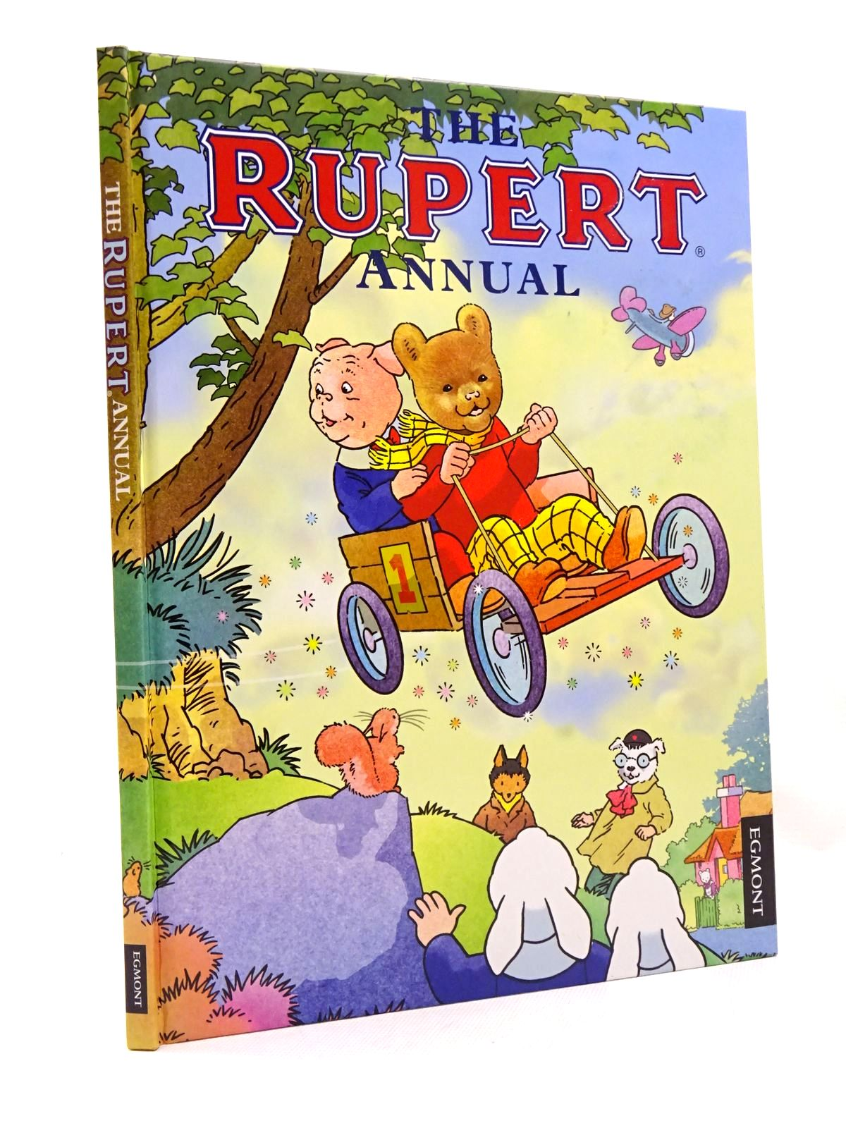 Photo of RUPERT ANNUAL 2013 illustrated by Bestall, Alfred<br />Ash, Enid<br />Trotter, Stuart<br />Harrold, John published by Egmont Uk Limited (STOCK CODE: 1316953)  for sale by Stella & Rose's Books