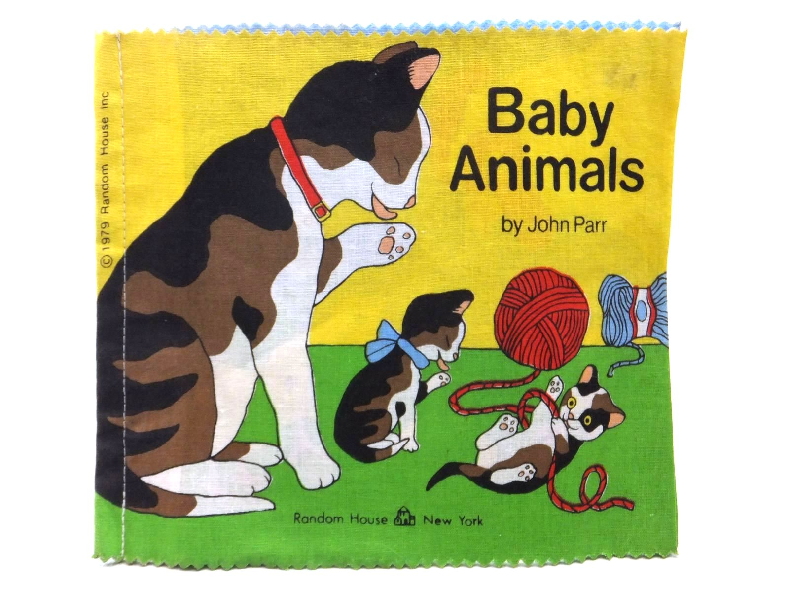 Photo of BABY ANIMALS written by Parr, John illustrated by Parr, John published by Random House (STOCK CODE: 1316965)  for sale by Stella & Rose's Books