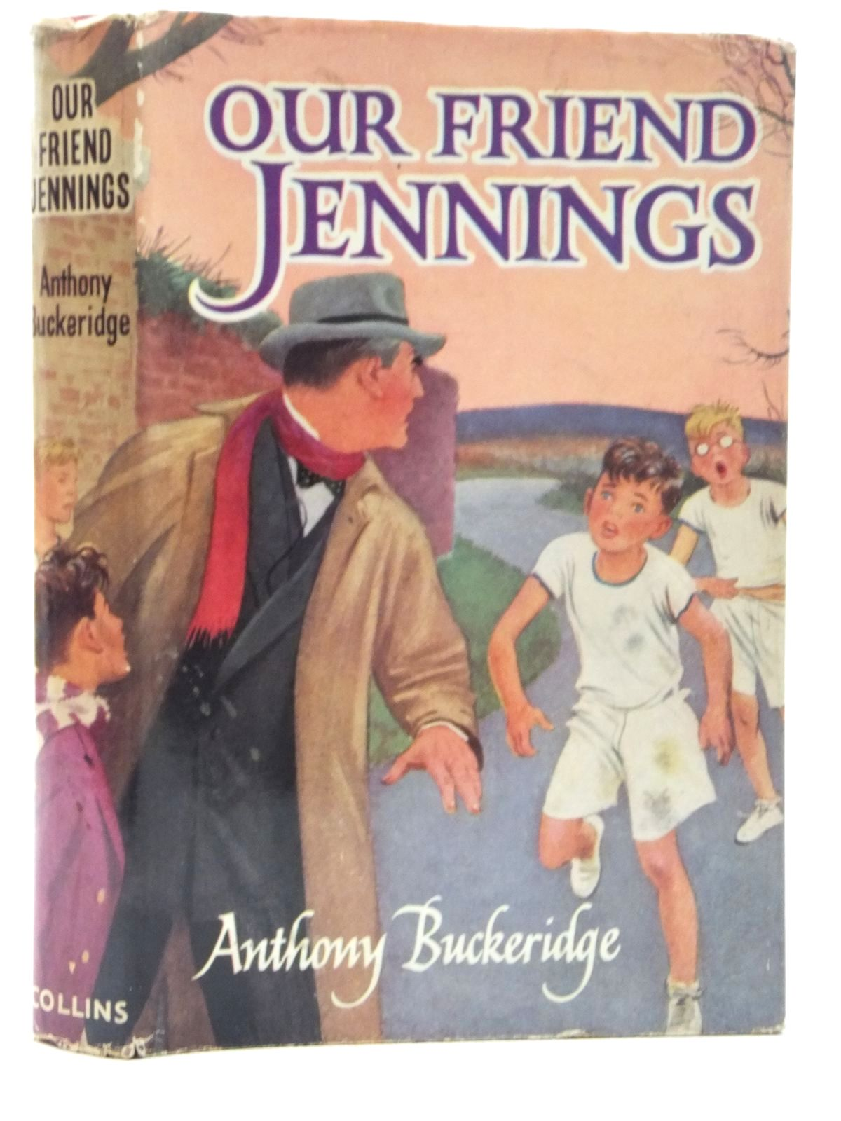 Photo of OUR FRIEND JENNINGS written by Buckeridge, Anthony illustrated by Mays,  published by Collins (STOCK CODE: 1316982)  for sale by Stella & Rose's Books